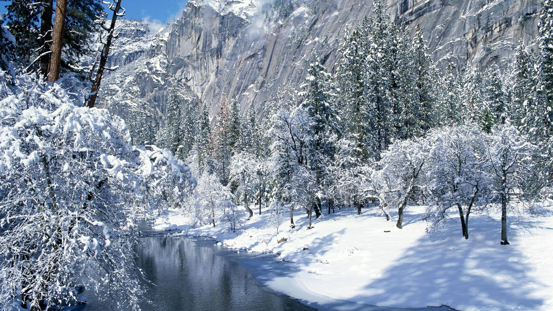 Winter Wallpapers 1920x1080 Wallpaper Cave