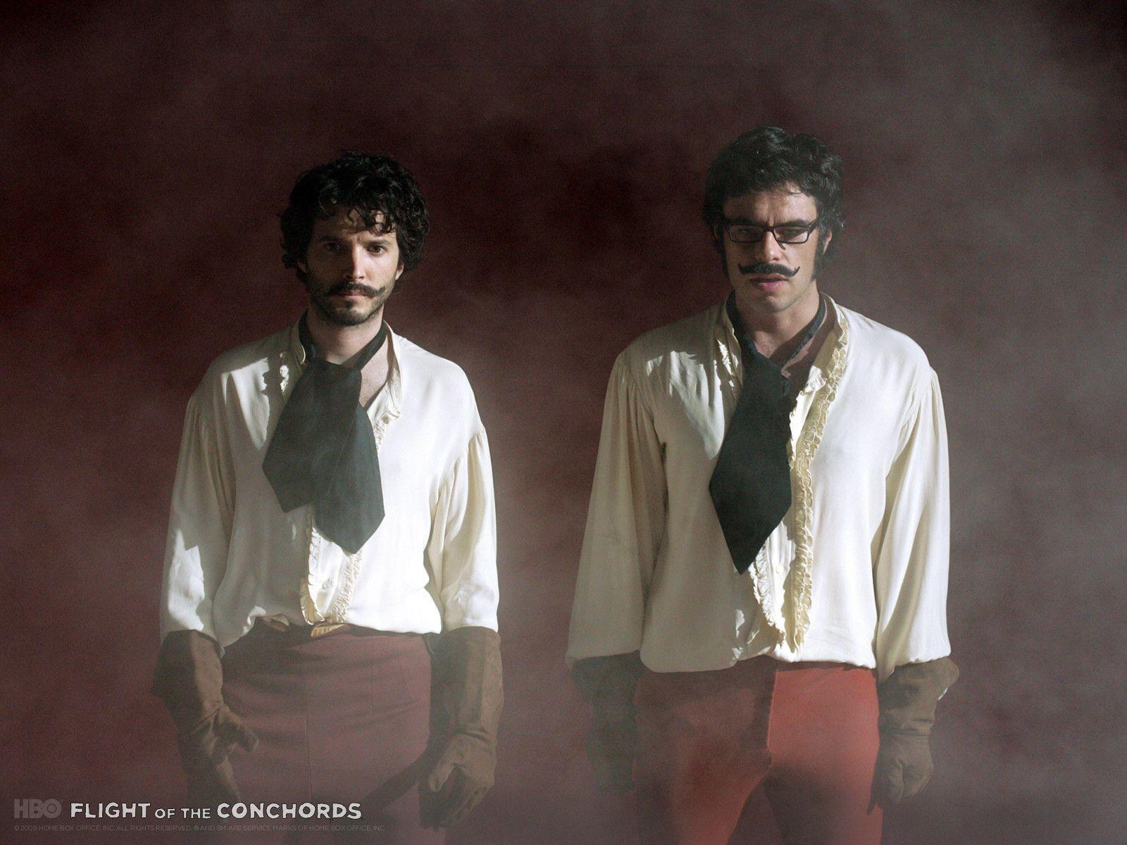 HBO: Flight of the Conchords: Extras: Wallpapers