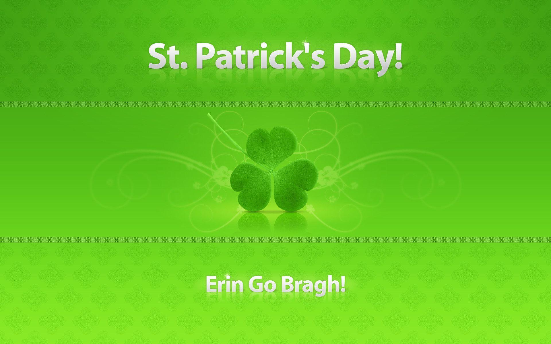simple st patrick wallpaper - photo #27