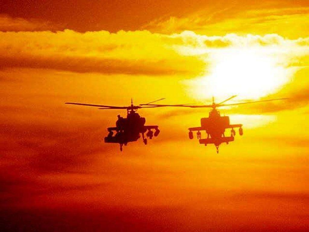 Wallpapers For > Military Helicopter Backgrounds