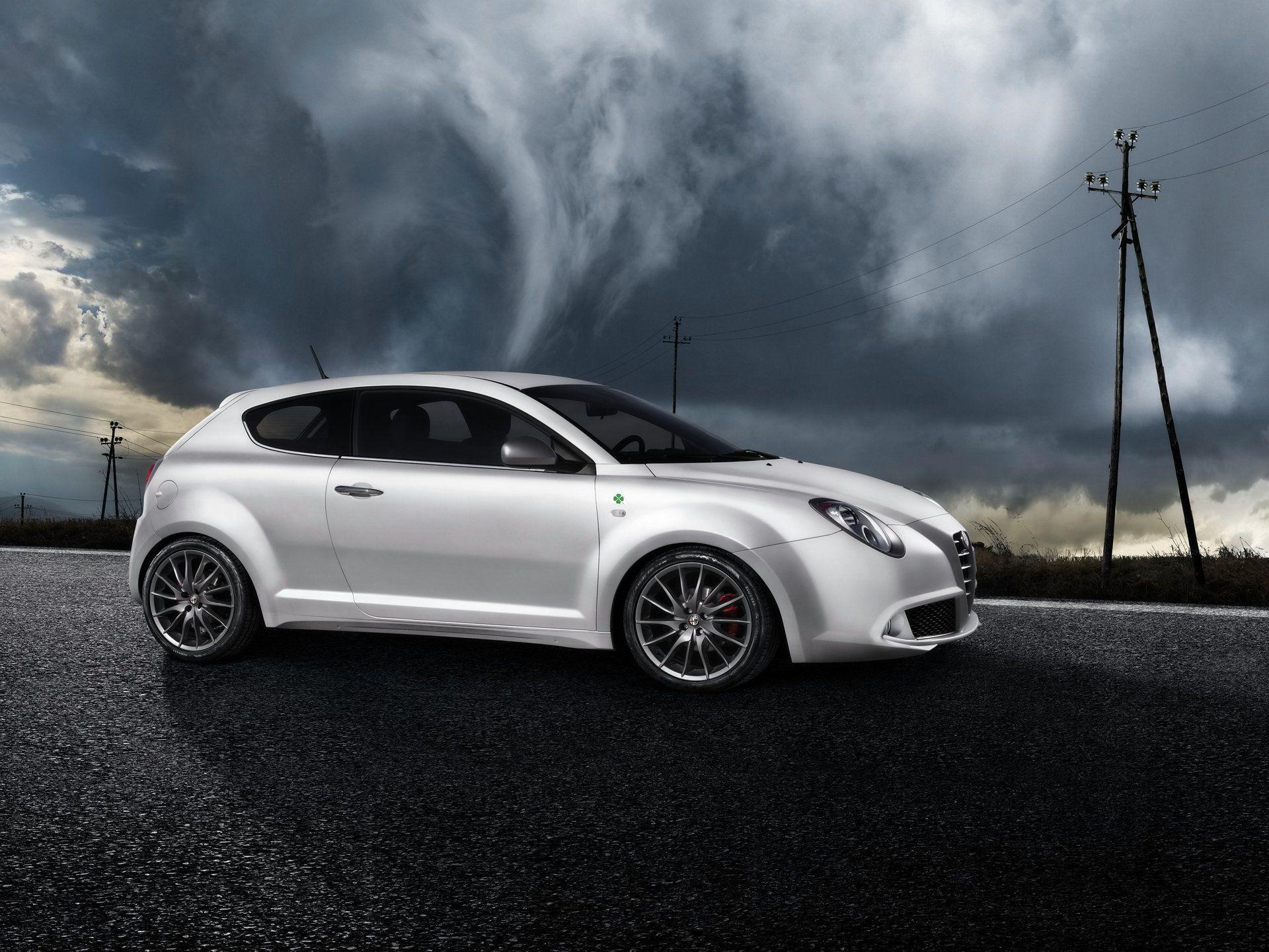 Alfa Romeo MiTo Maserati Wallpapers