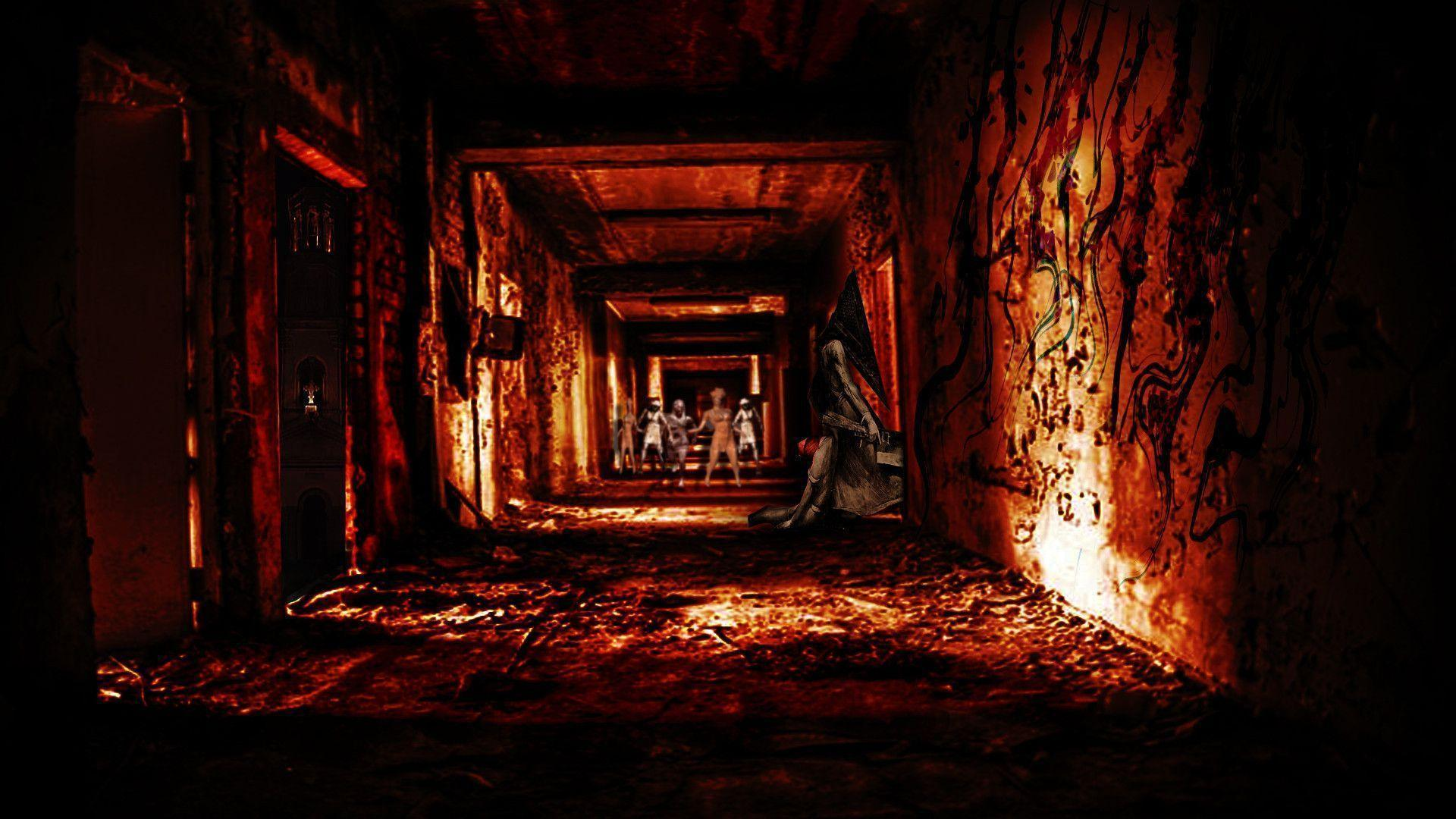 Silent Hill  Room