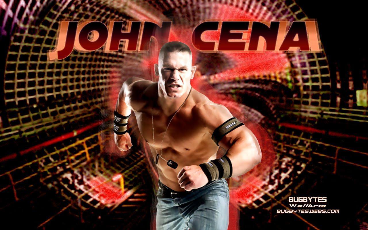 Wwe Superstar John Cena Wallpapers