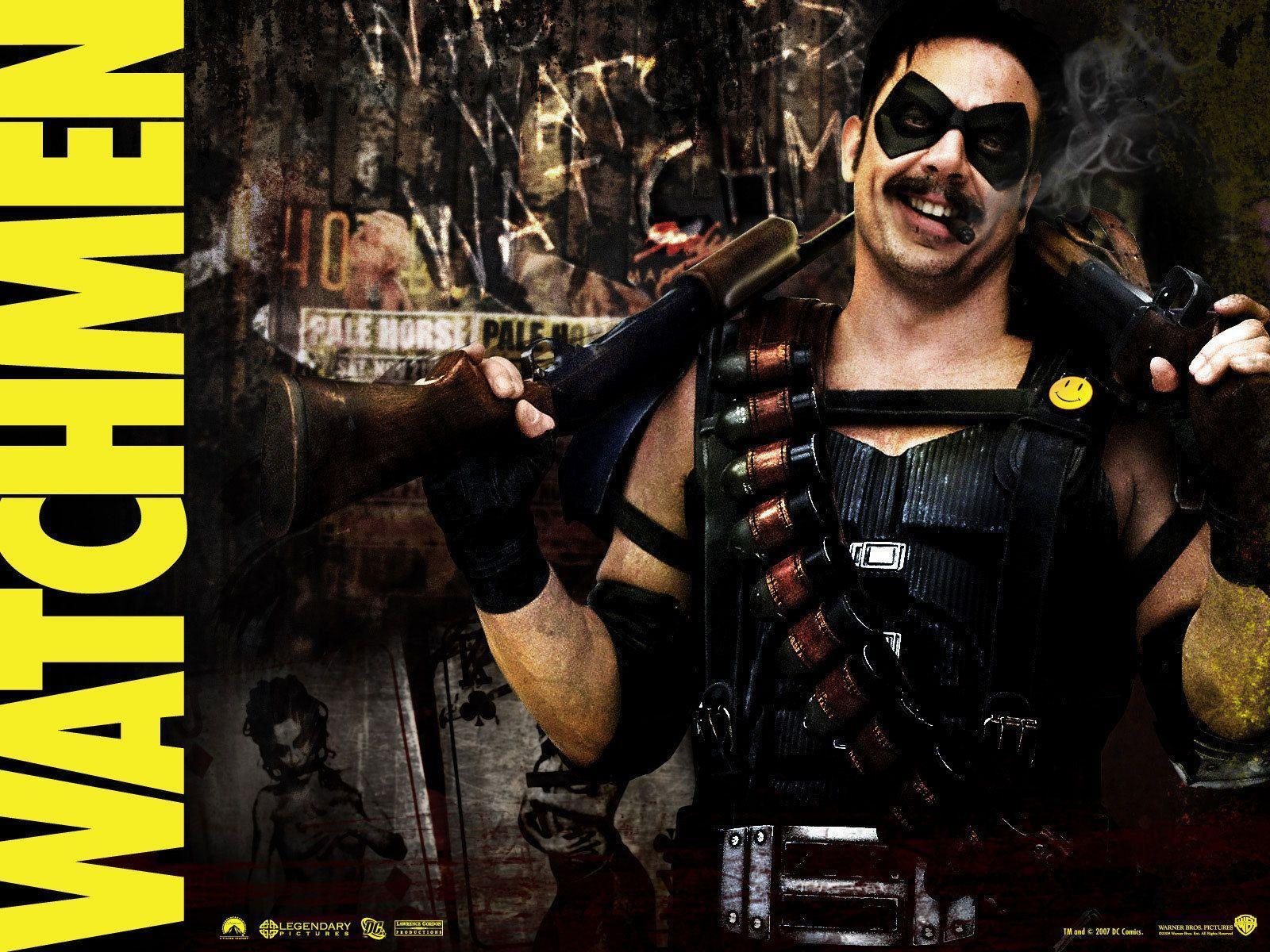 Watchmen official movie wallpapers