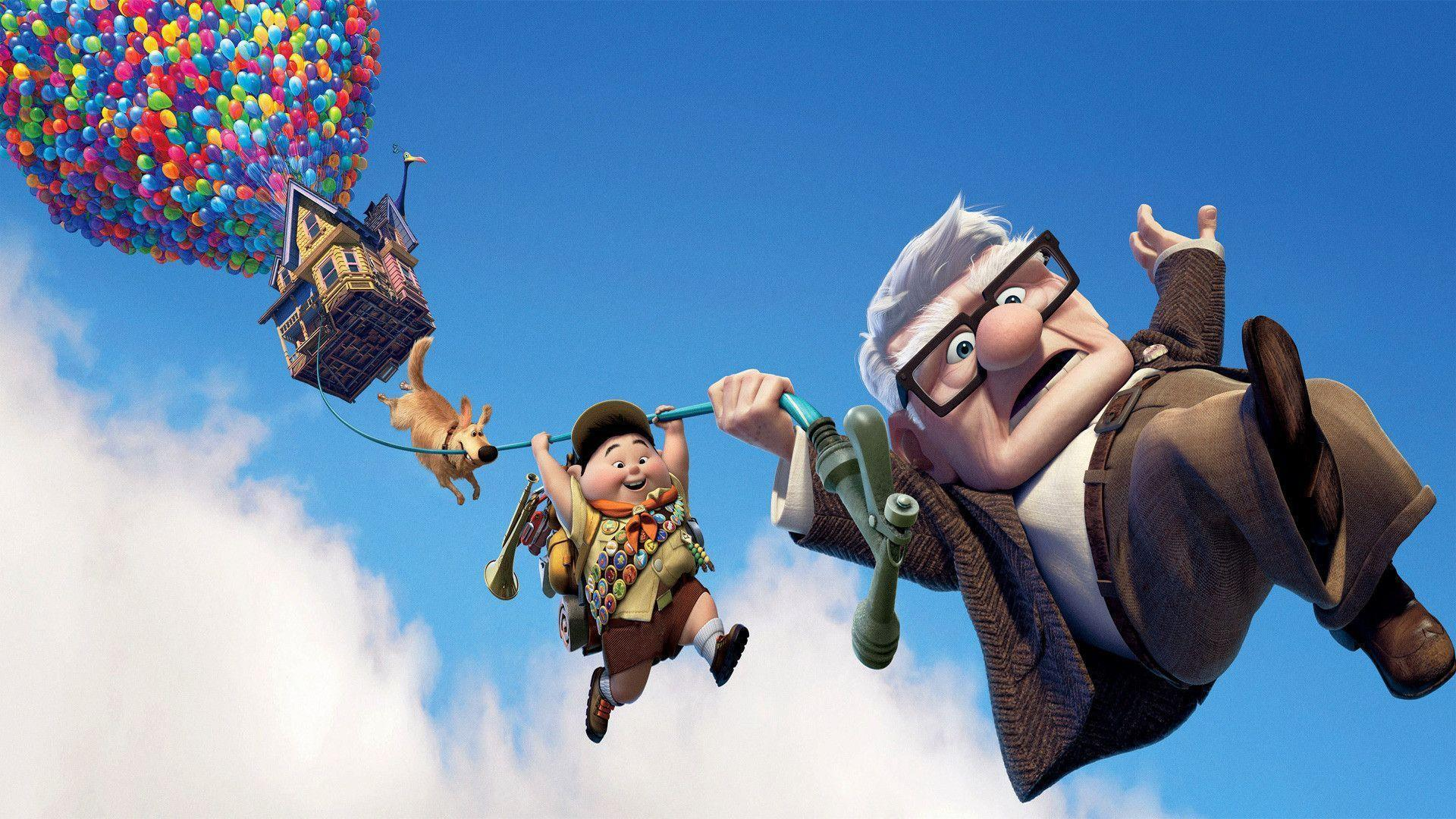 Pixar's UP Dual Monitor HD Wallpapers | HD Wallpapers