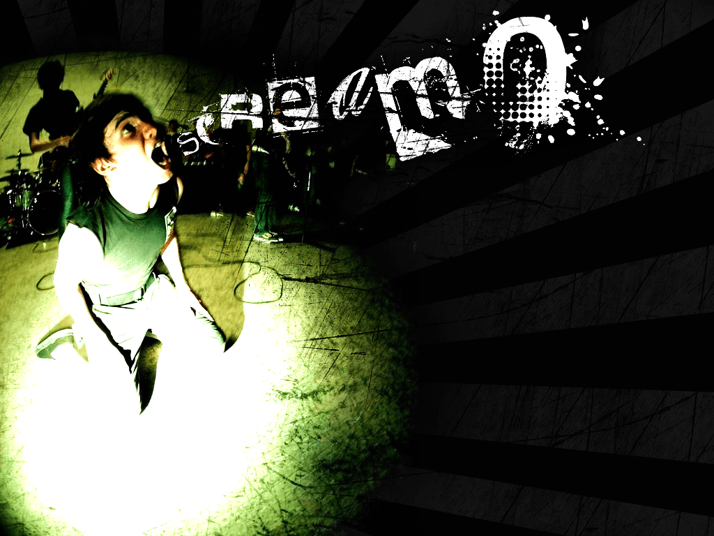 screamo bands wallpaper - photo #3
