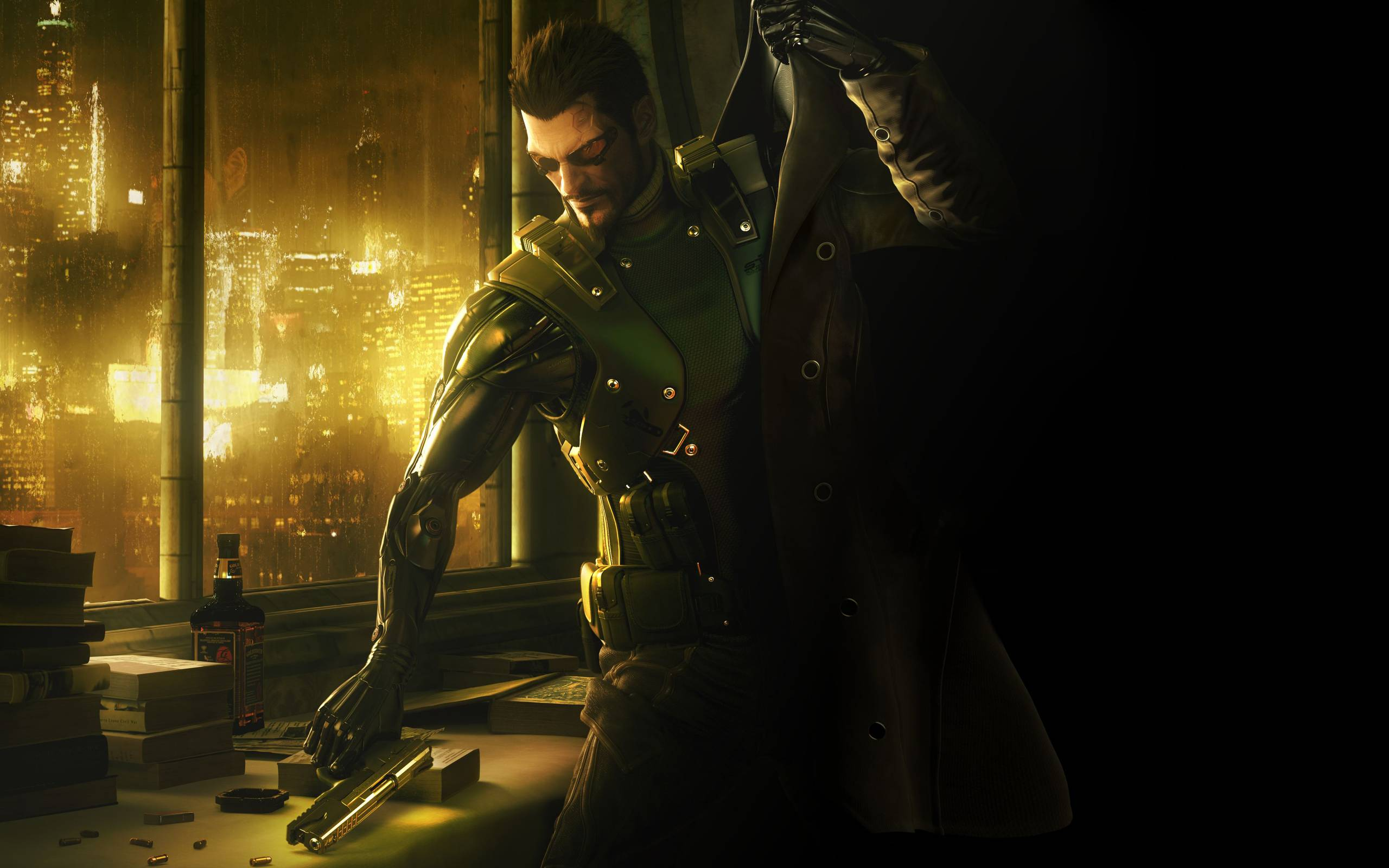 Deus Ex Human Revolution Wallpapers « Wallpaperz