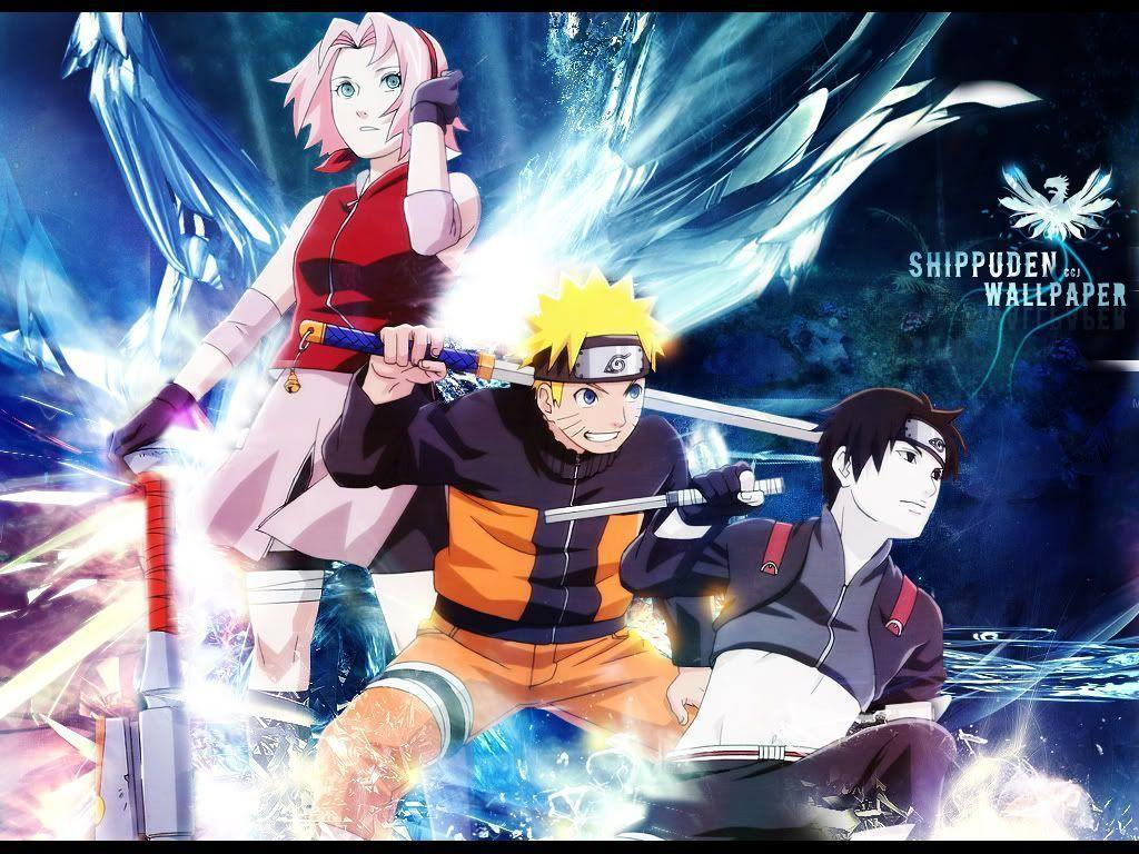Naruto Shippuden Desktop Wallpapers Wallpaper Cave