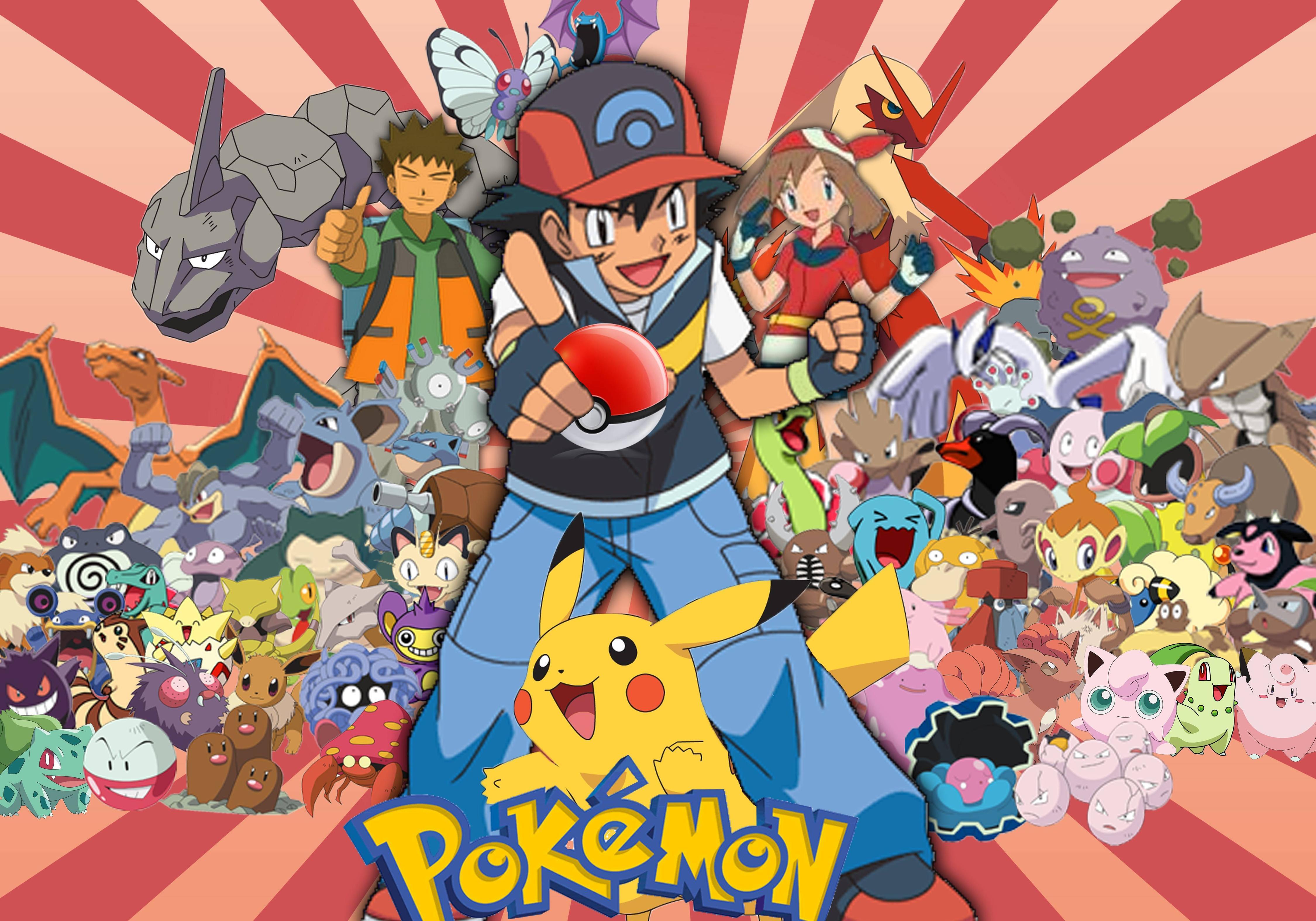 pokemon desktop wallpapers desktop backgrounds for free hd