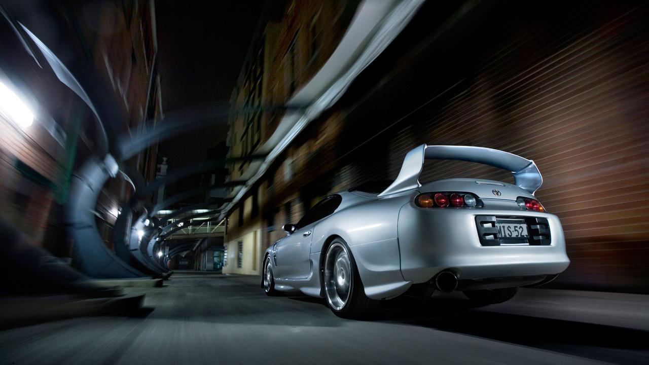 Toyota Supra Wallpapers Wallpaper Cave