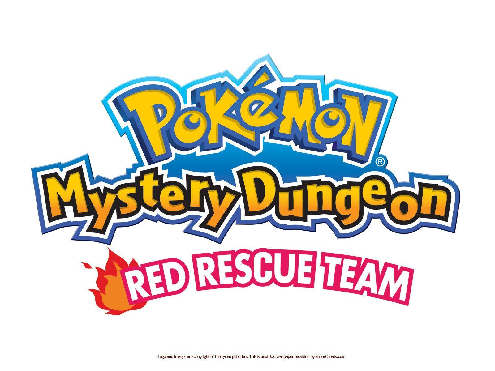 Latest Screens : Pokemon Mystery Dungeon: Red Rescue Team Wallpapers