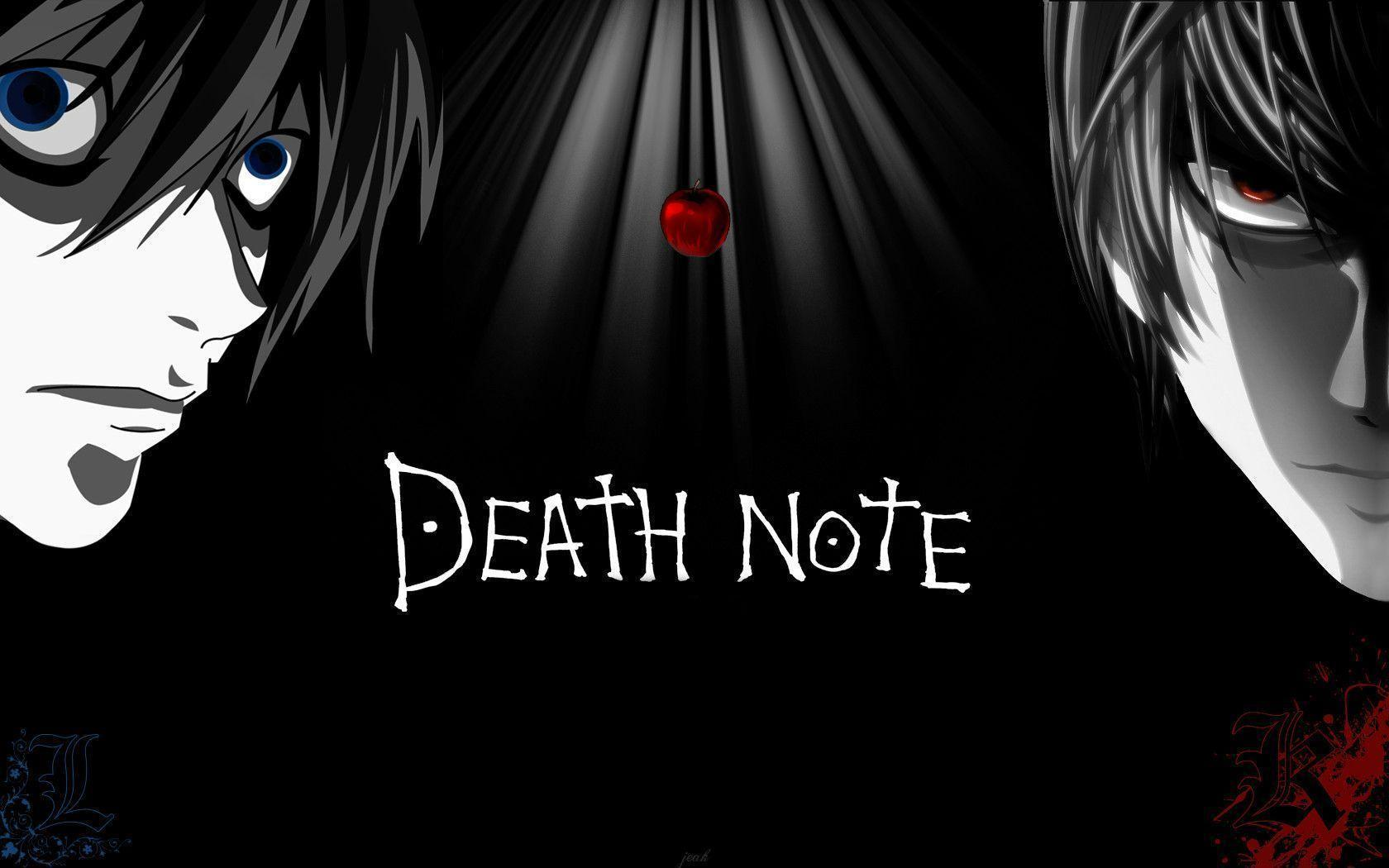 Death Note HD Wallpapers