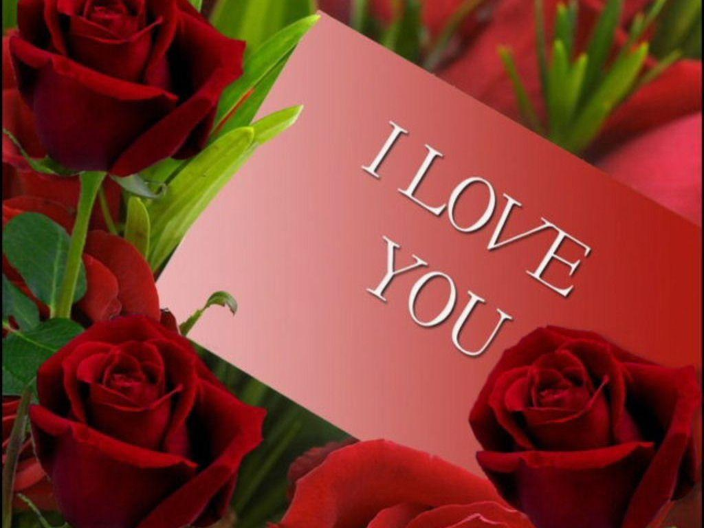 Desktop Wallpaper I Love You : I Love You Wallpapers - Wallpaper cave