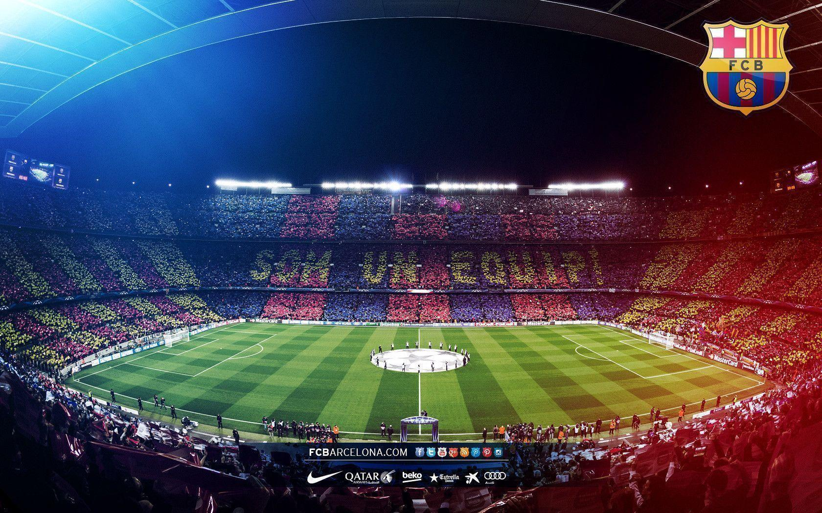 Wallpapers FC Barcelona
