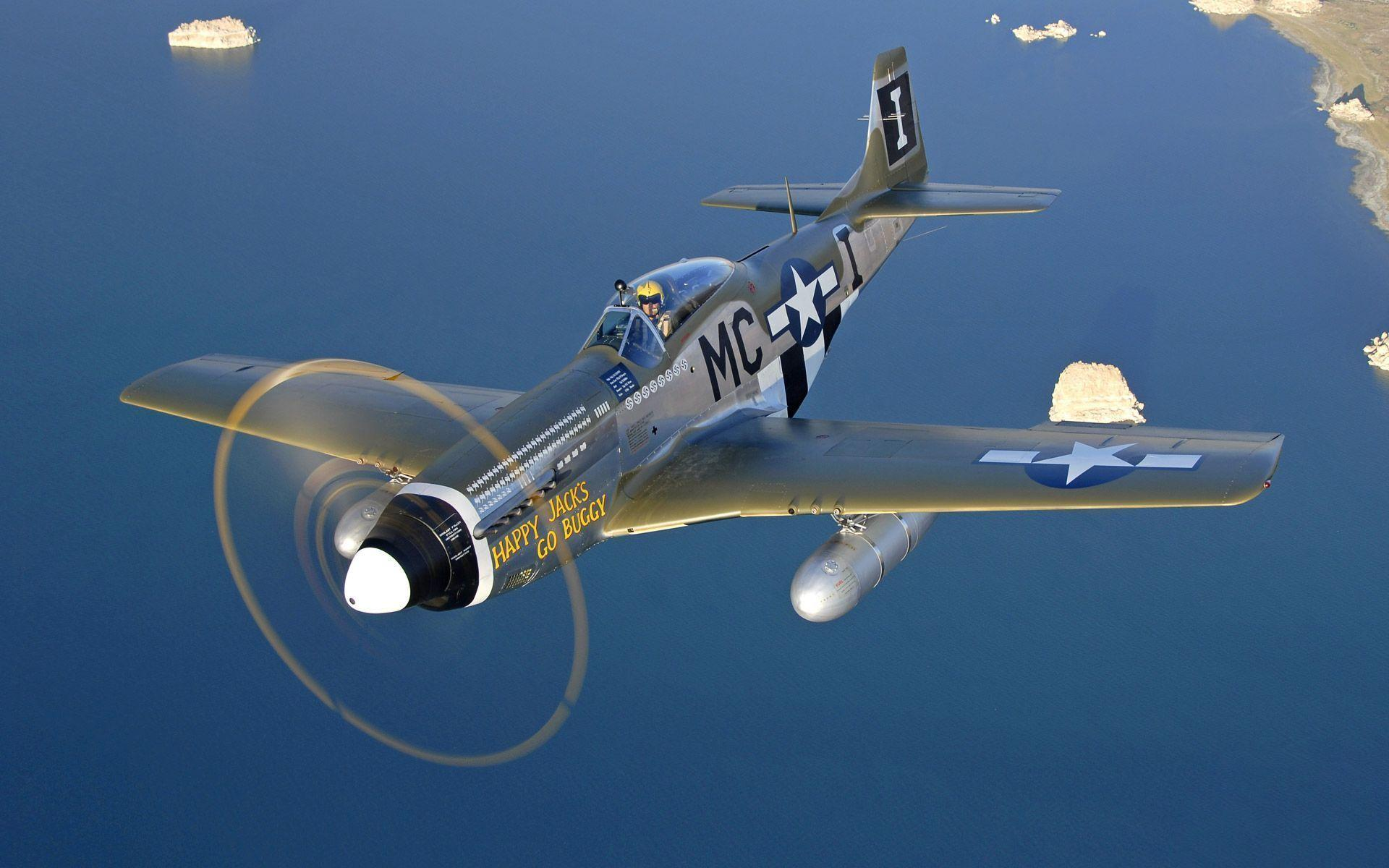 Pix For > P 51 Mustang Wallpapers