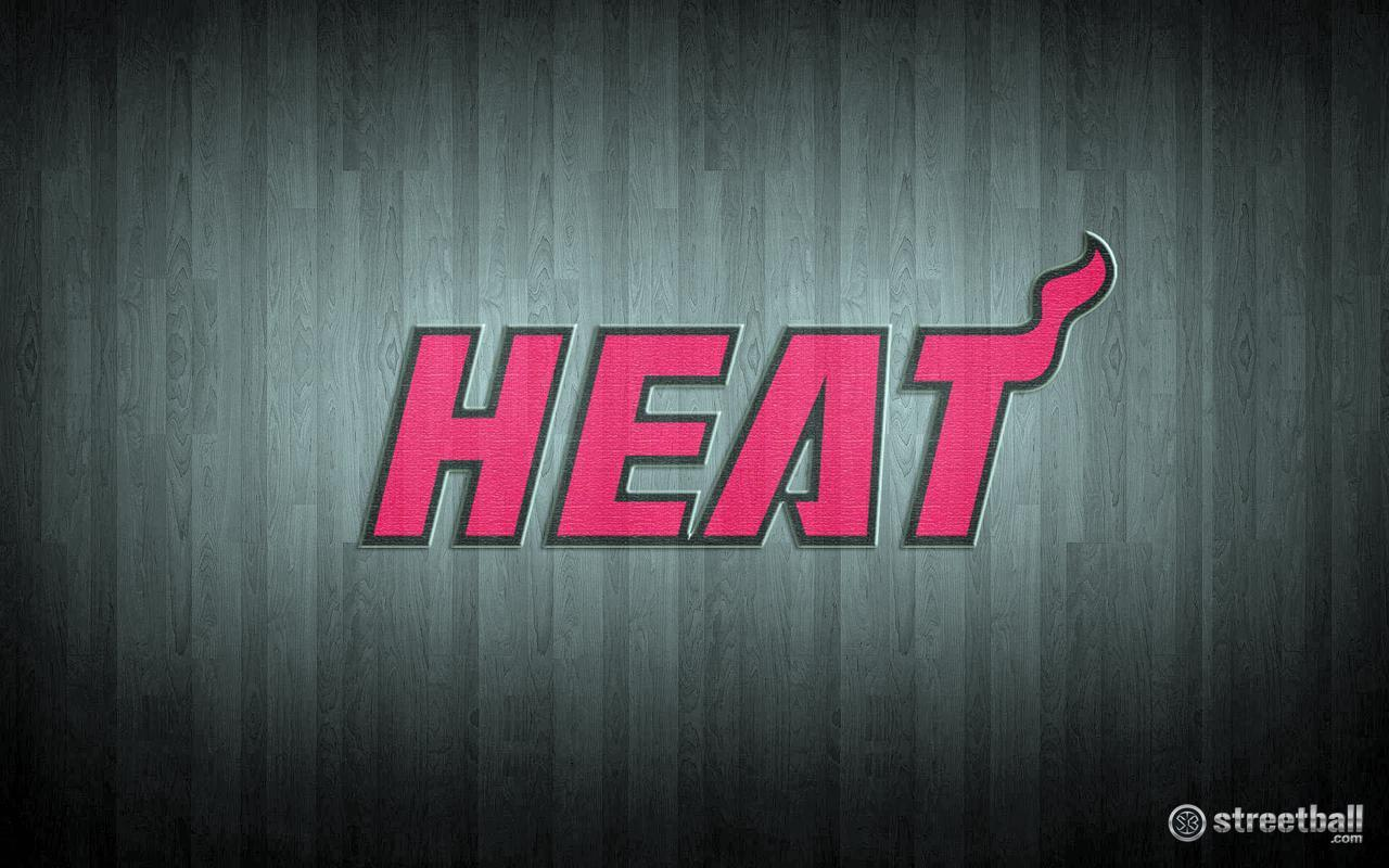 miami heat logo wallpapers - wallpaper cave