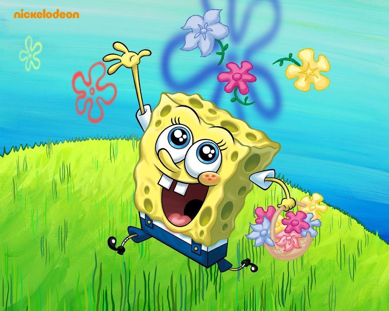 Spongebob Squarepants Zoom Background 10