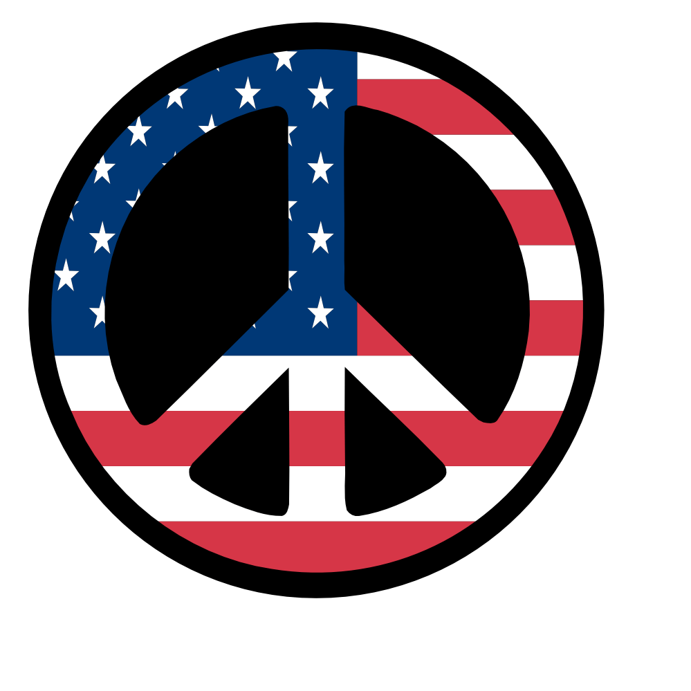Peace Sign Backgrounds - Wallpaper Cave