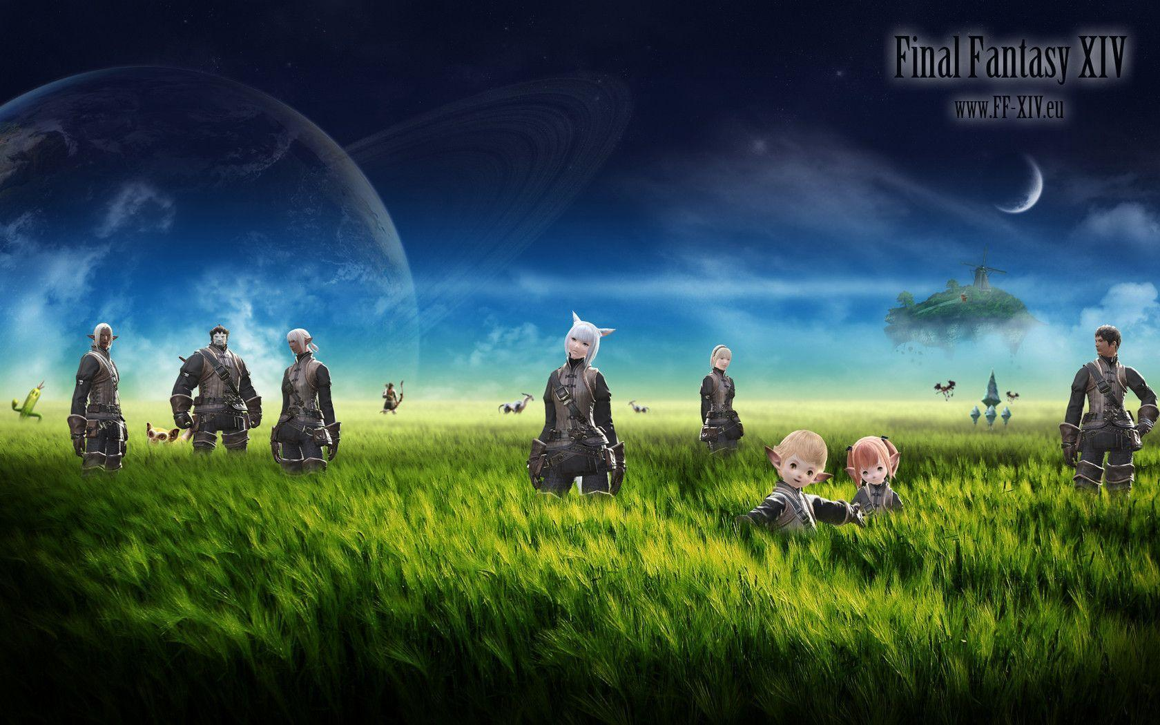 Final fantasy xiv wallpapers wallpaper cave for Bargain wallpaper