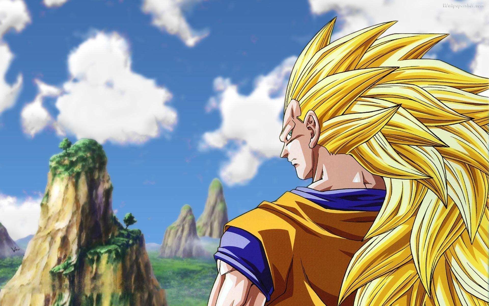 Dragon Ball Z Wallpapers 1920x1080 Free Download