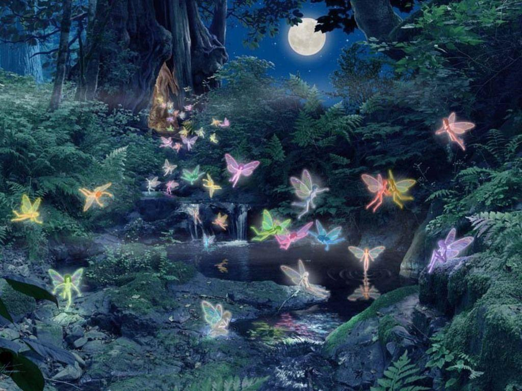 Free Fairies Wallpapers - Wallpaper Cave