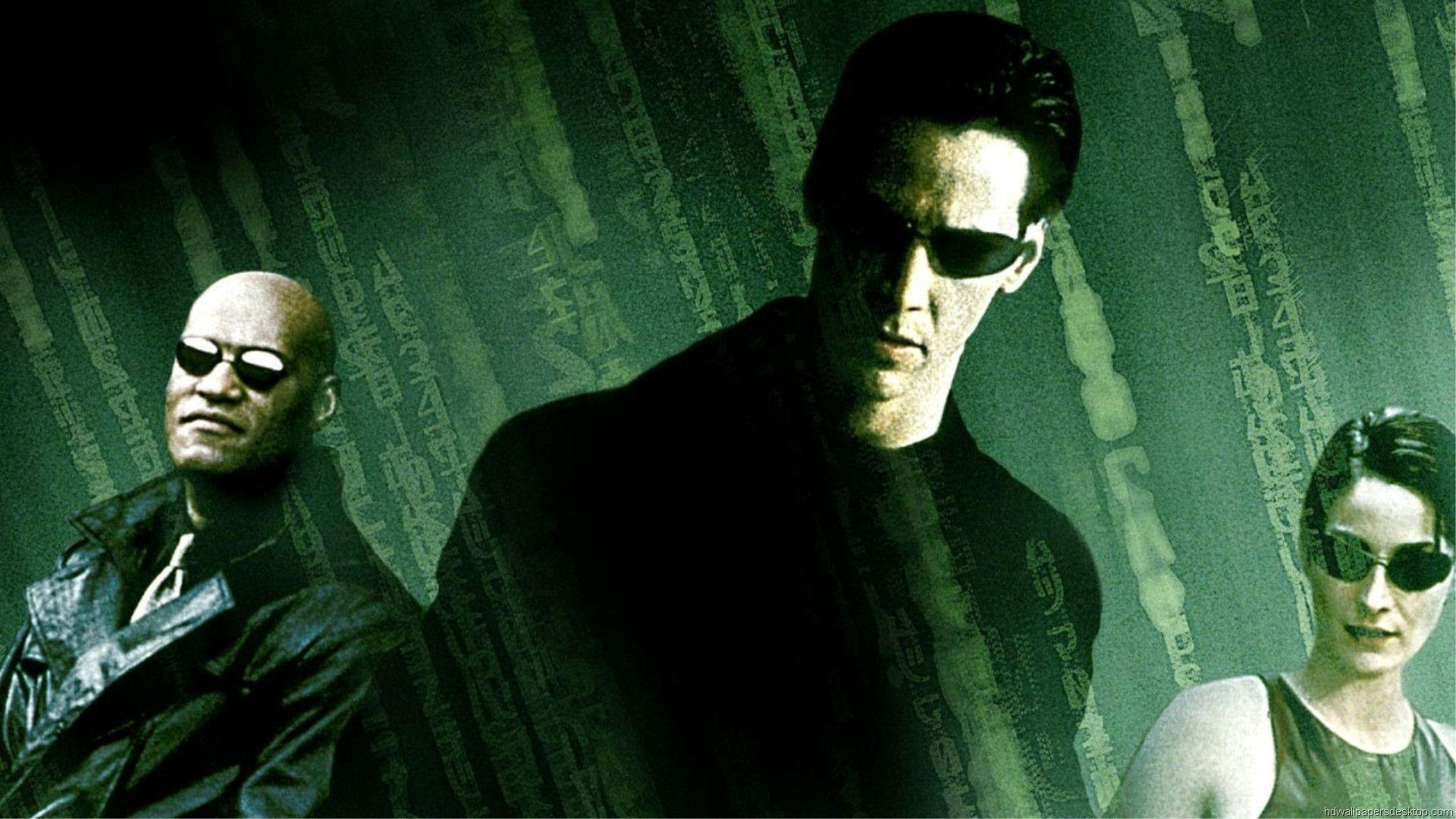 The Matrix (1999) Movie Trailer in HD and Wallpapers