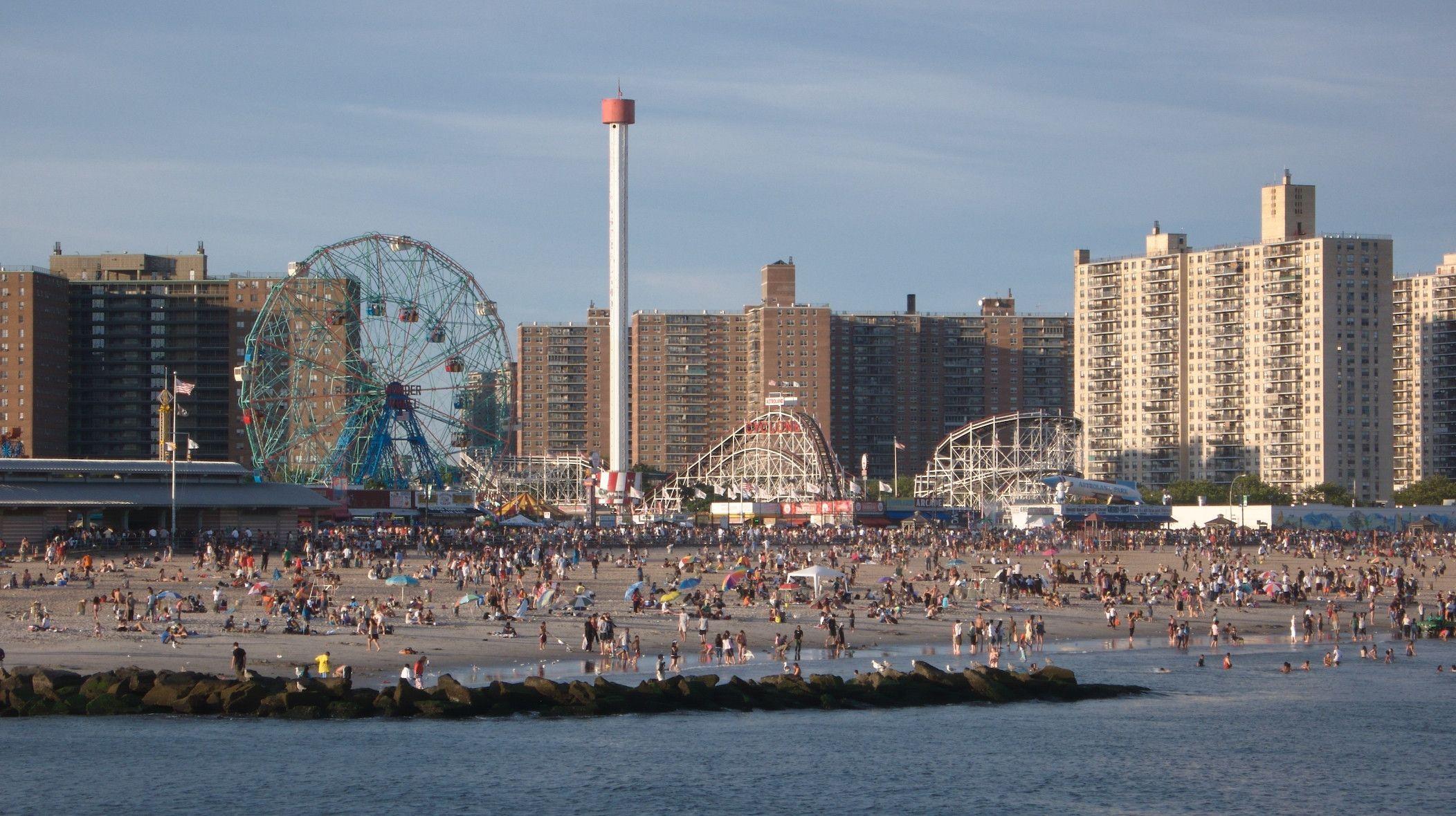 Hotels Near Coney Island