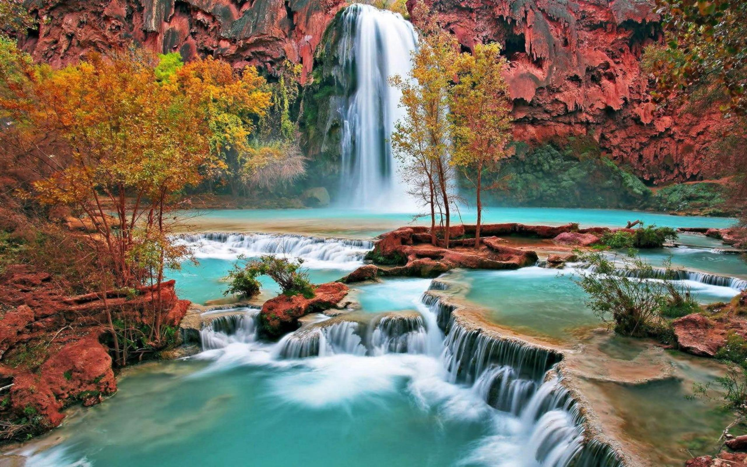 3D Water Fall Wallpapers | HD Wallpapers Find