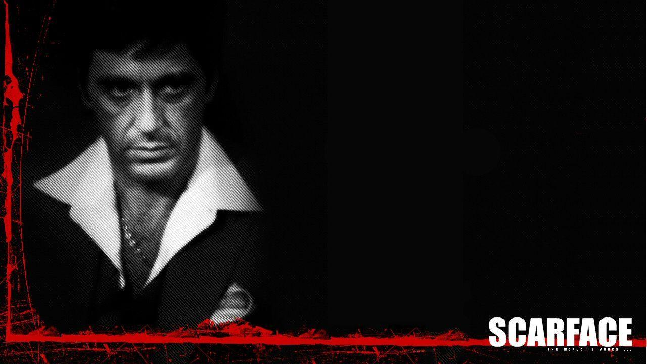 Scarface Wallpapers The World Is Yours Wallpaper Cave