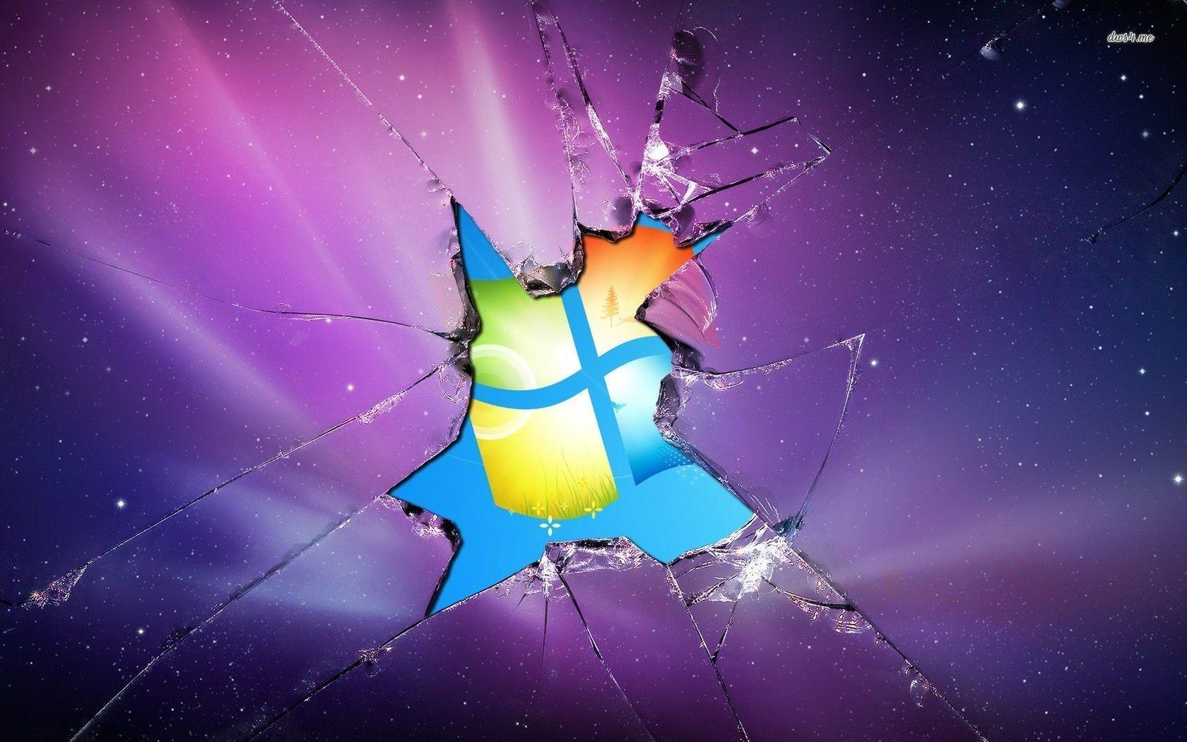 Broken Laptop Screen Wallpaper: Broken Computer Screen Wallpapers