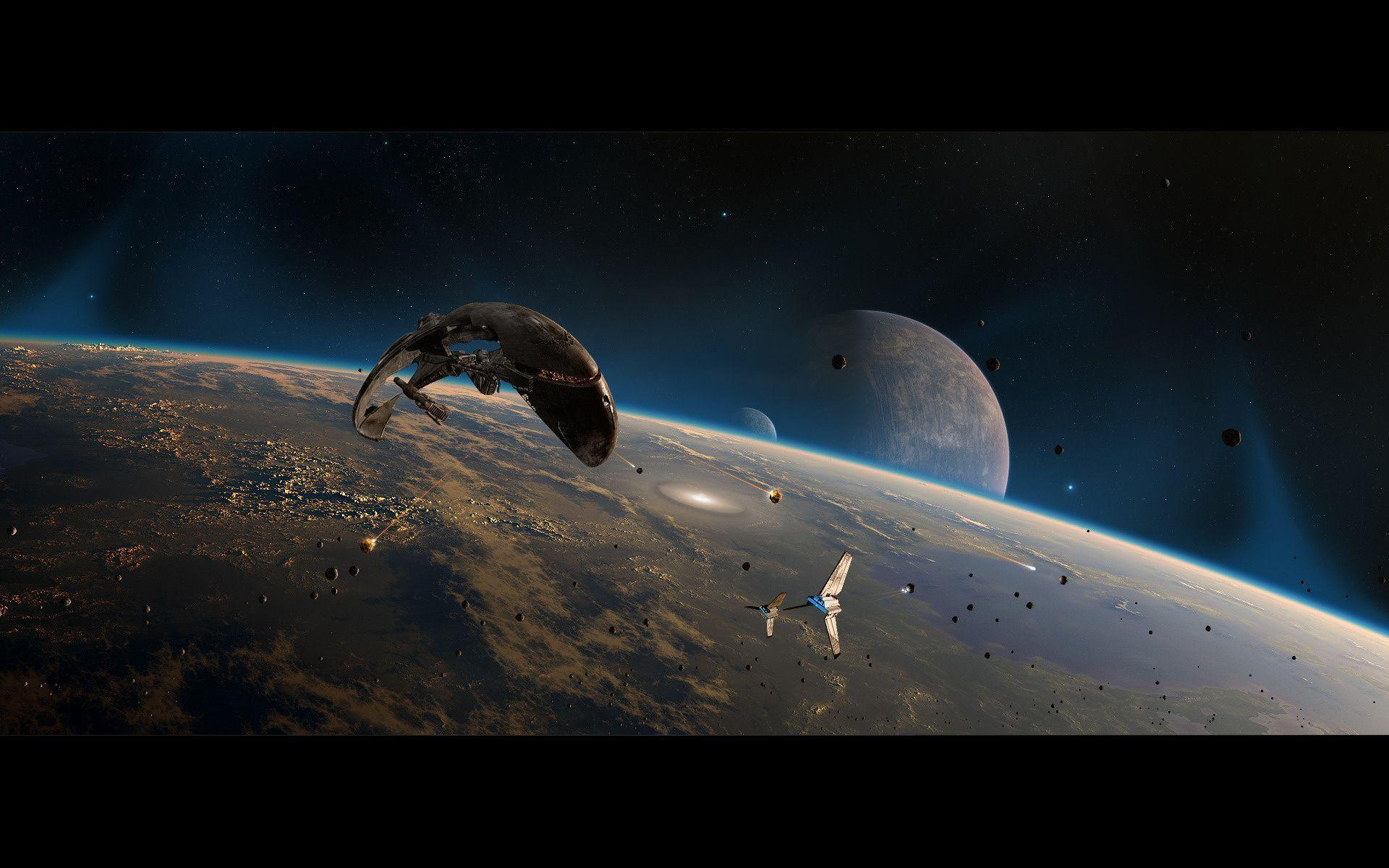 Spaceship Wallpapers 1920X1080 Hd Image 3 HD Wallpapers
