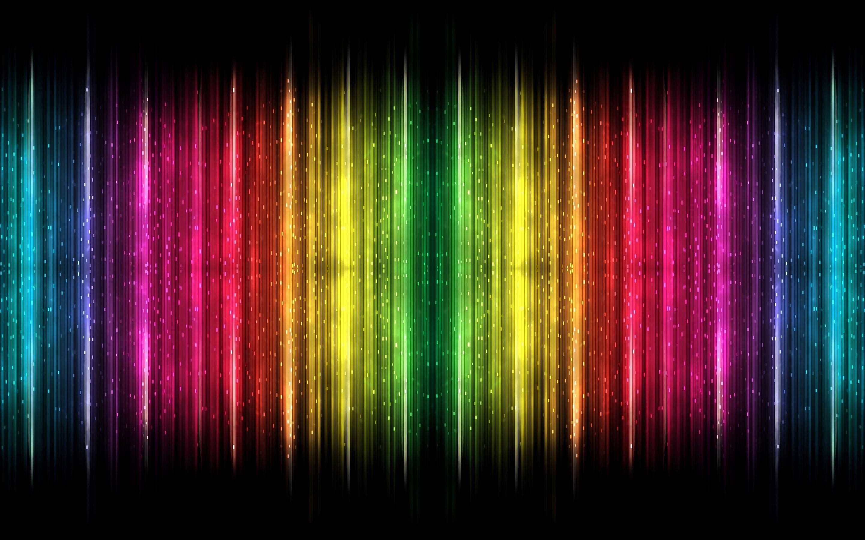 rainbow wave length wallpapers - photo #35
