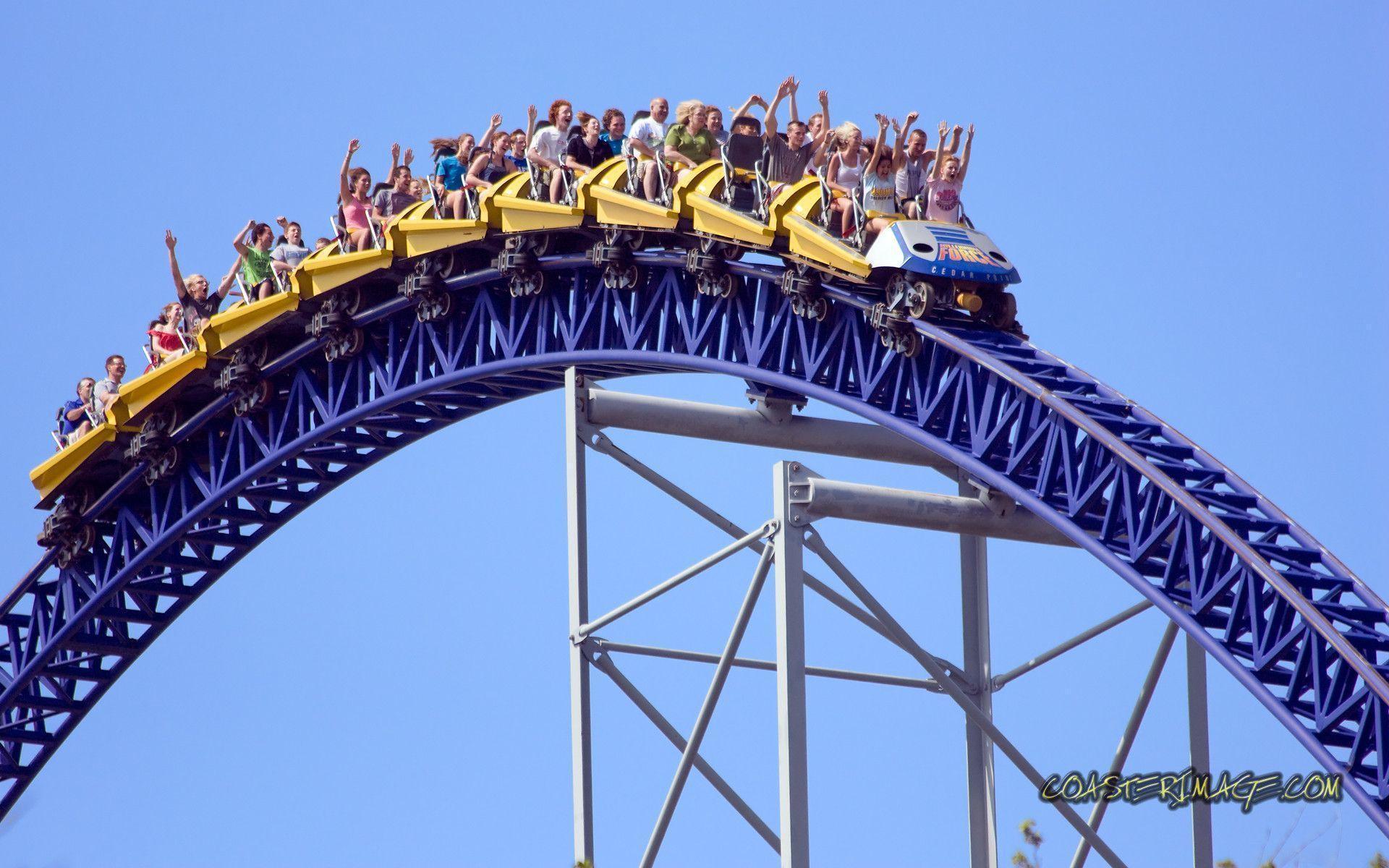 xmas roller coaster hd - photo #27