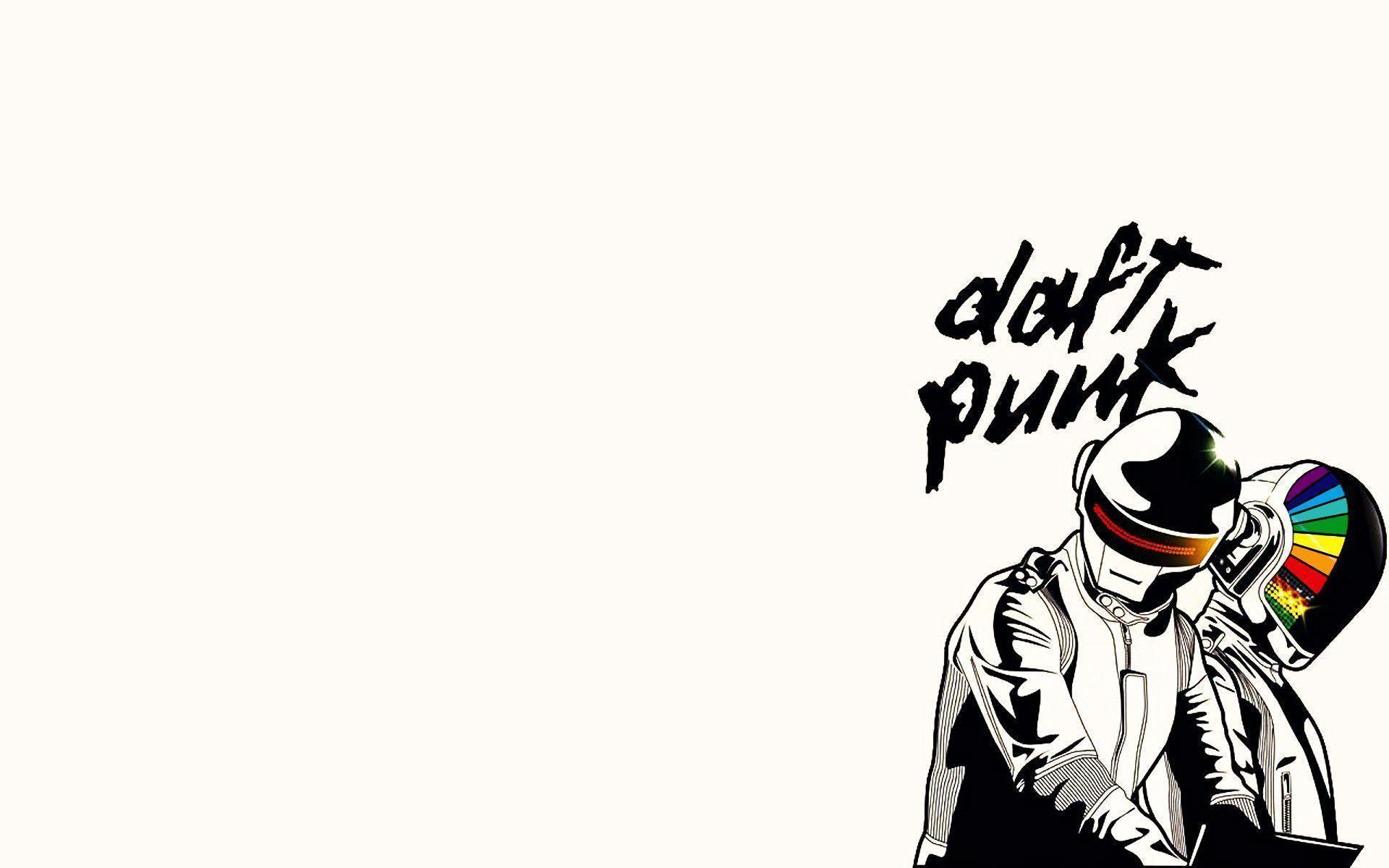 Daft punk wallpaper widescreen