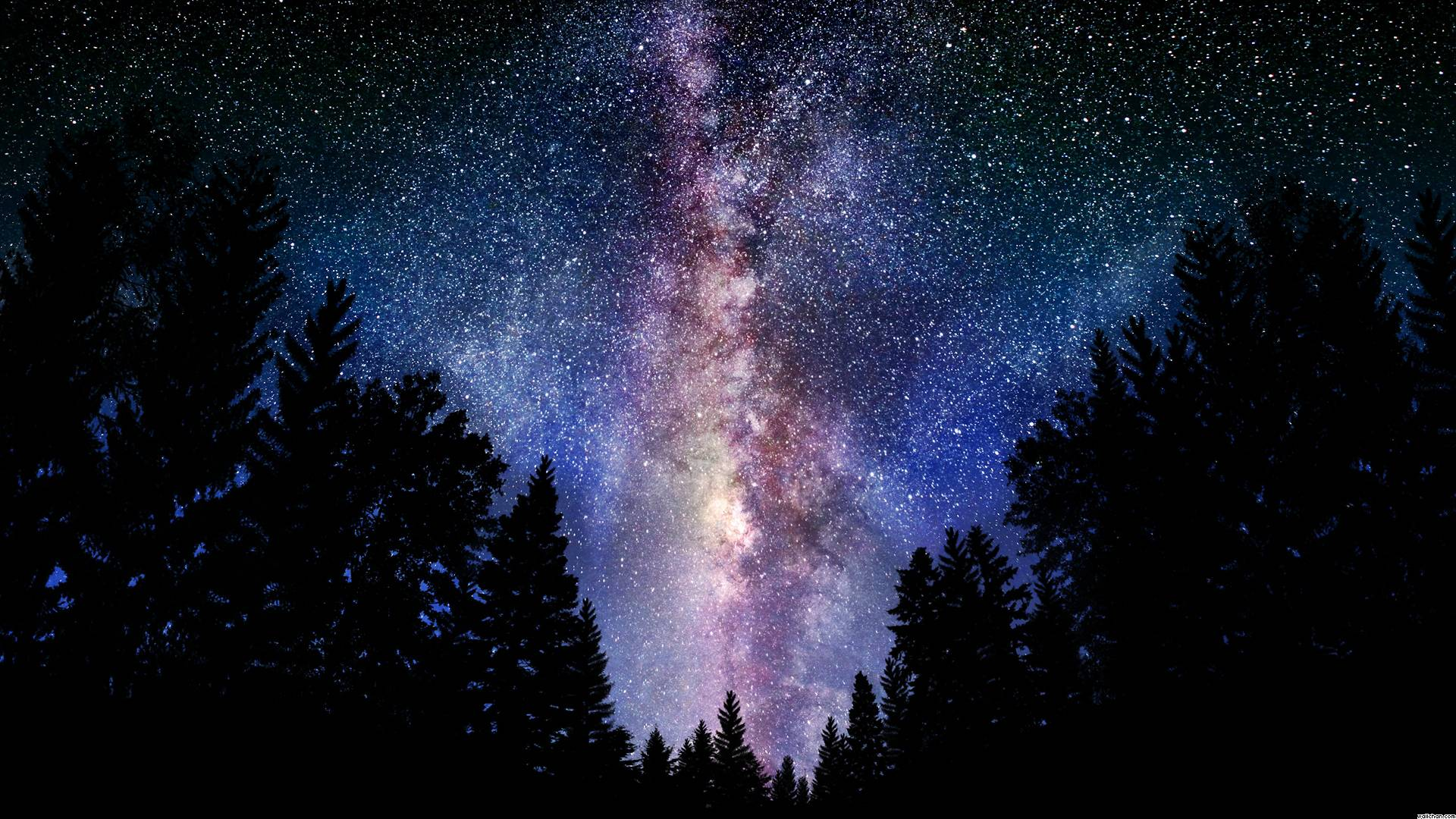 Milky Way Galaxy Wallpapers - Wallpaper Cave