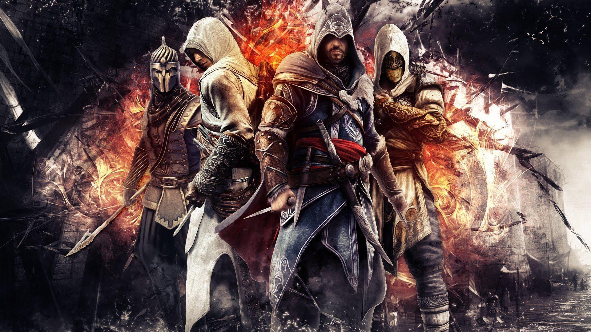 Ezio Wallpapers
