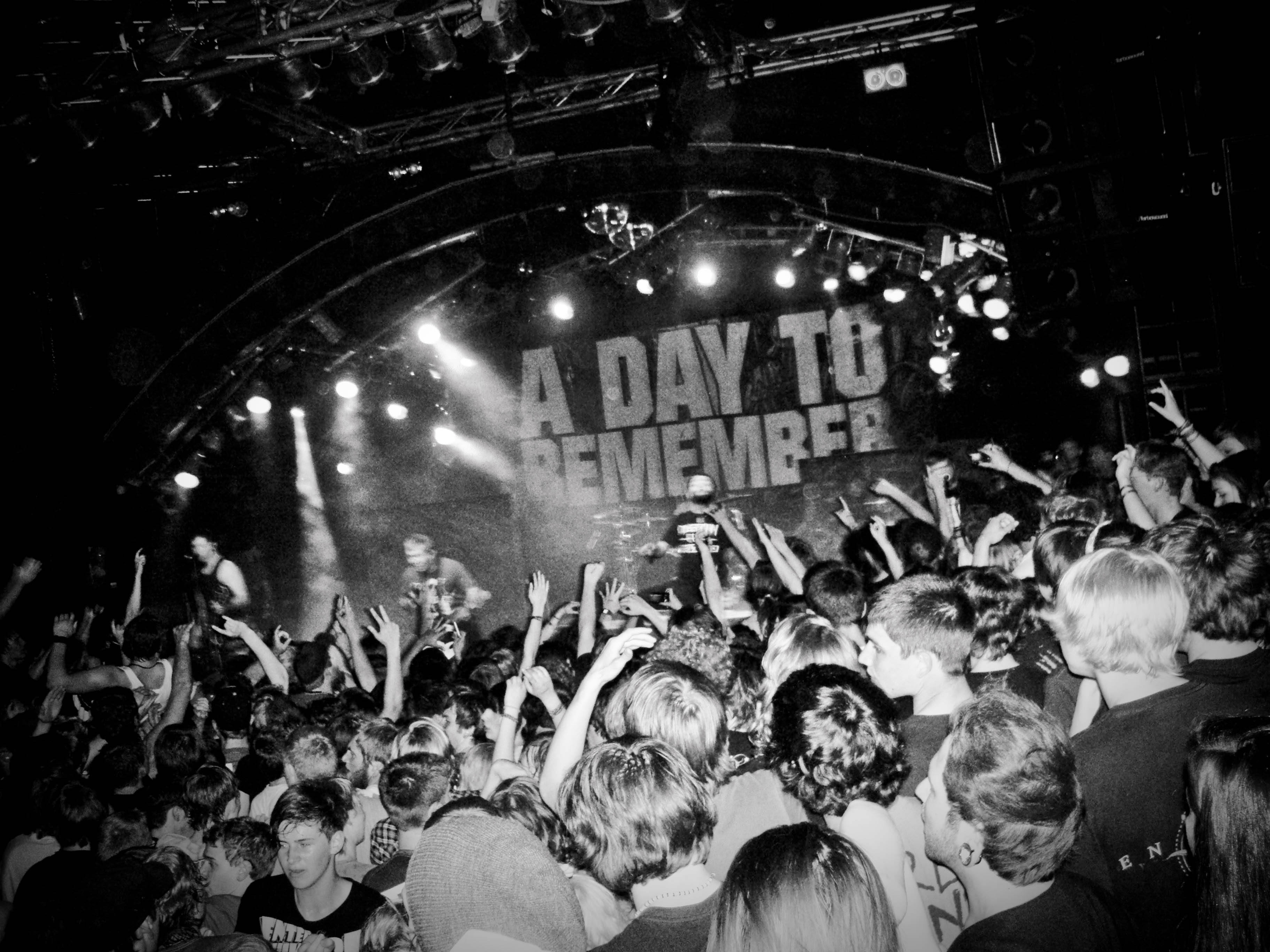 A Day To Remember Wallpapers - Wallpaper Cave A Day To Remember Live Wallpaper