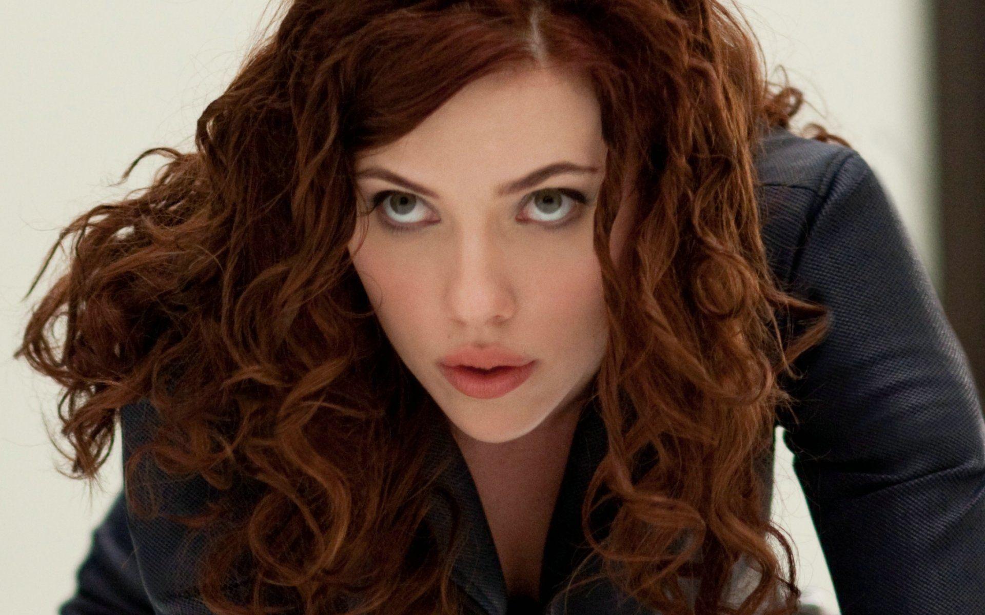 Black Widow images Natasha Iron Man wallpaper and background