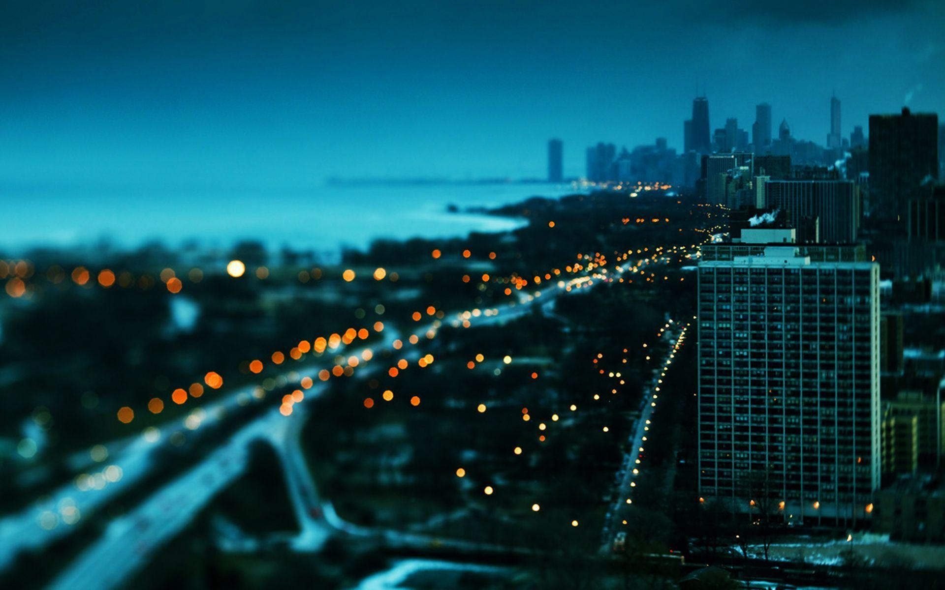 Downtown Chicago - Cities Wallpapers