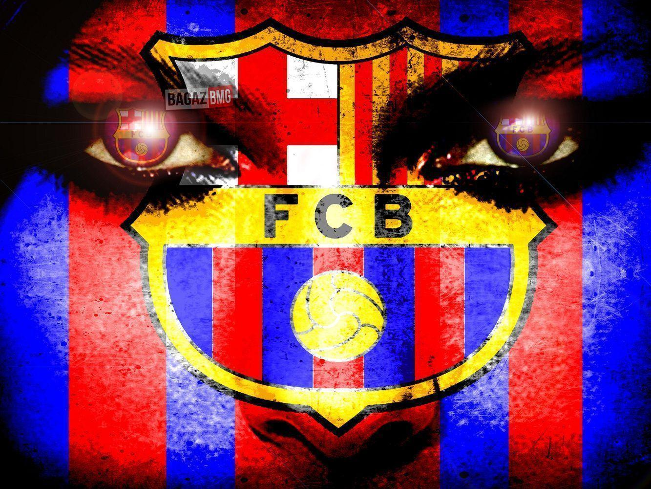 FC Barcelona Logo Wallpapers