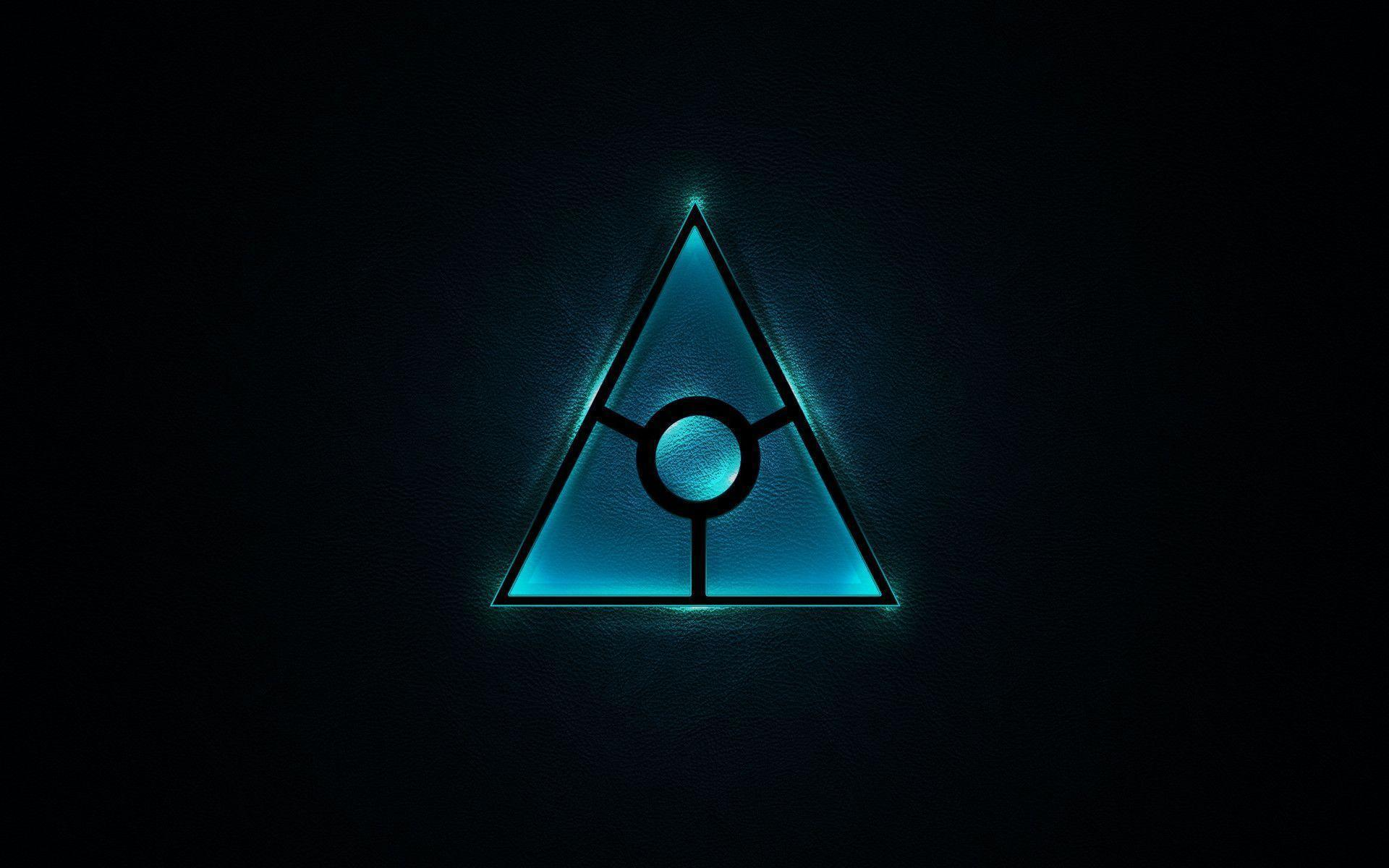 illuminati triangle wallpaper hd - photo #4