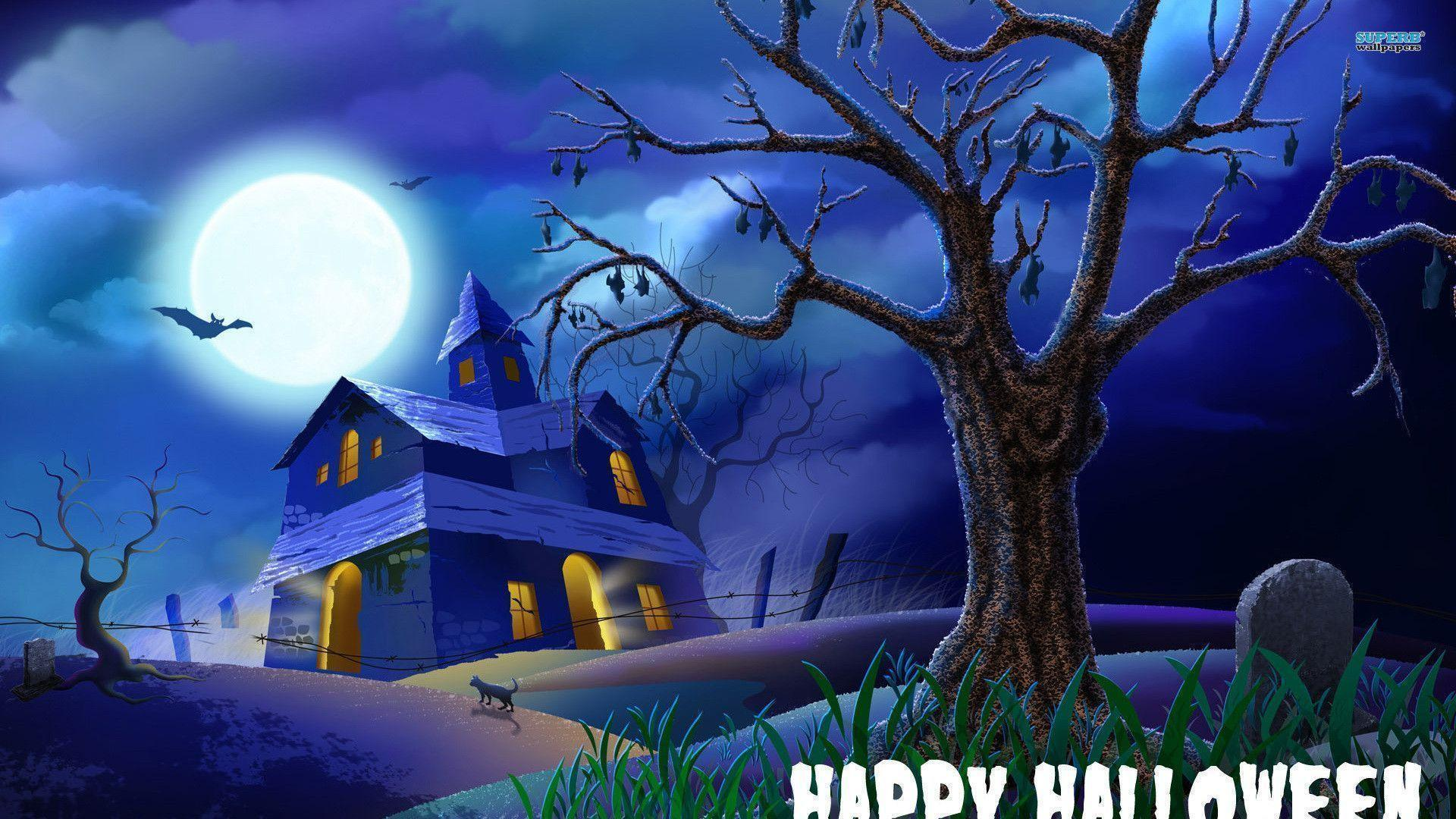 Halloween wallpaper - Holiday wallpapers - #