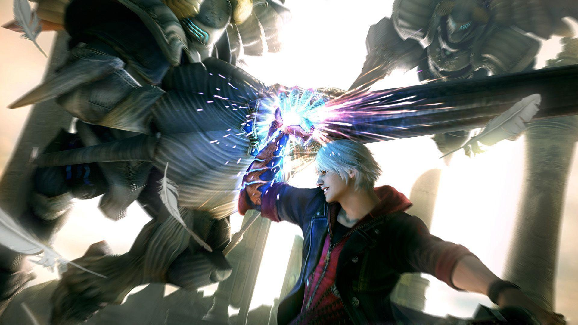 Devil May Cry 3: Special Edition Trainer, Saves, Editor ...