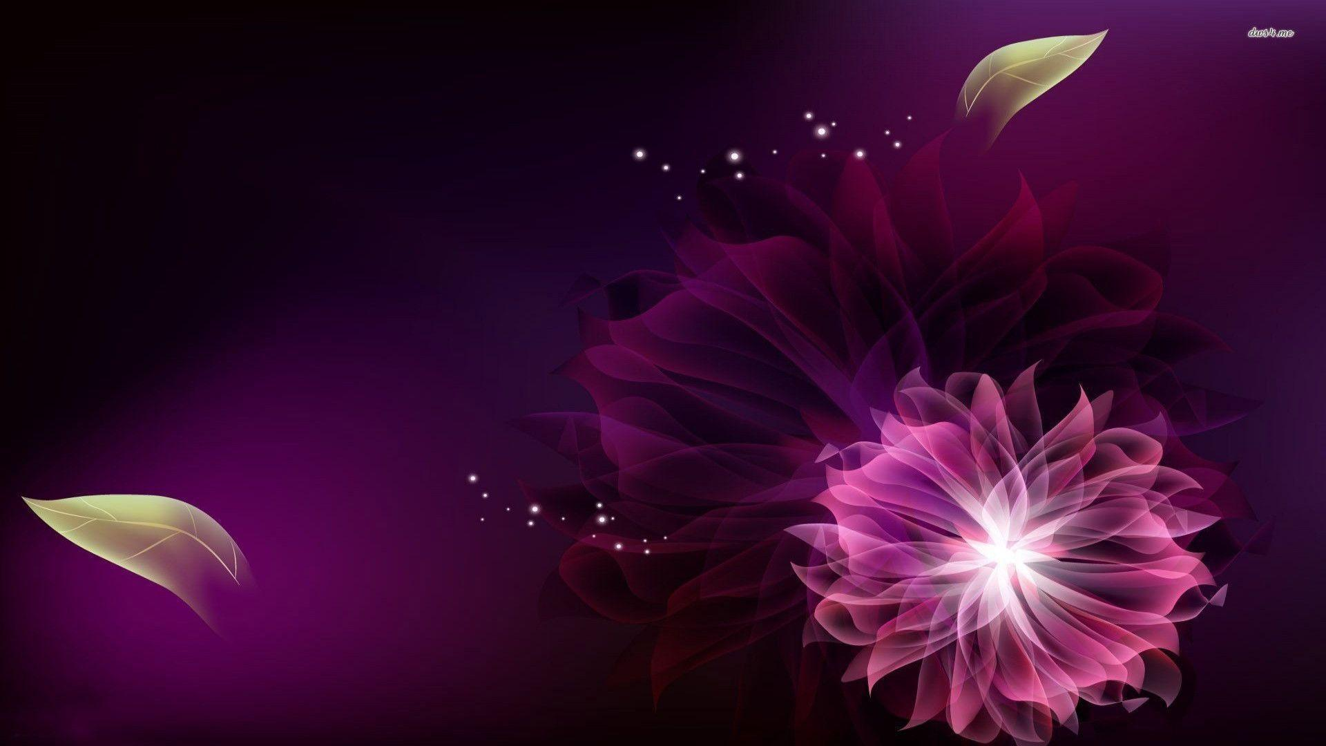 Dark Purple Flowers Background Hd Images 3 HD Wallpapers