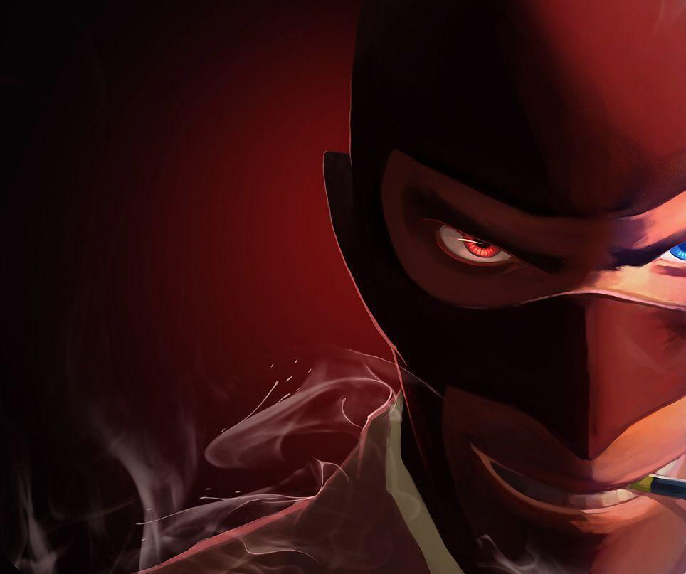 spy tf2 team fortress wallpapers deviantart scout