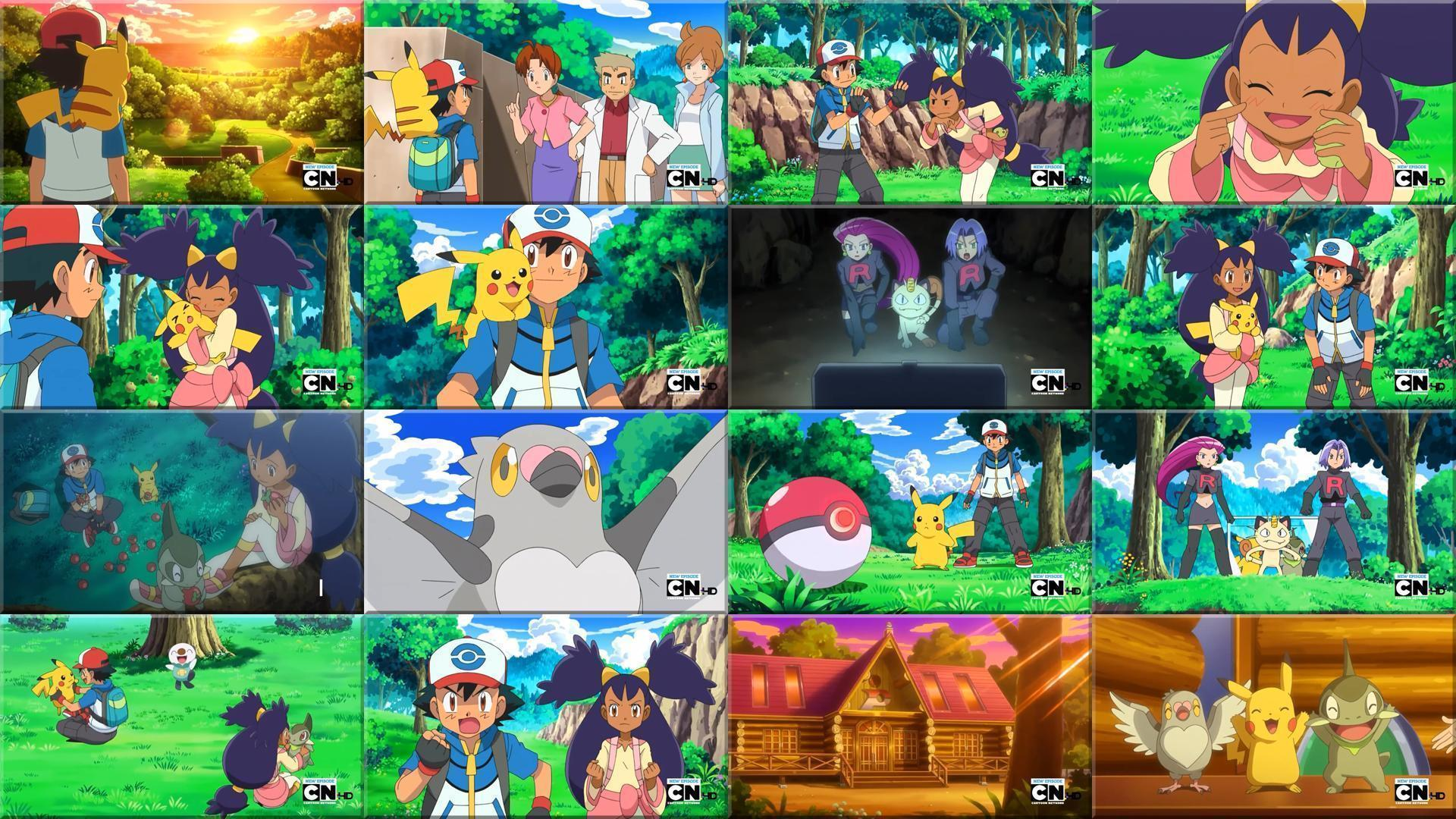 Pokemon Best Wishes Wallpapers - Wallpaper Cave