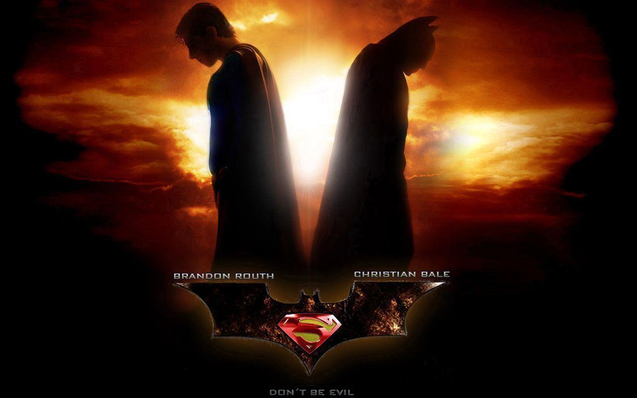 Movie Wallpapers: Download Superman Movie Batman Cartoon Wallpaper ...