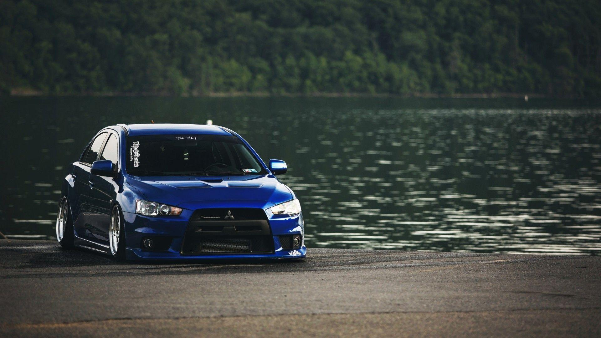 Mitsubishi Lancer Evolution X Wallpapers #