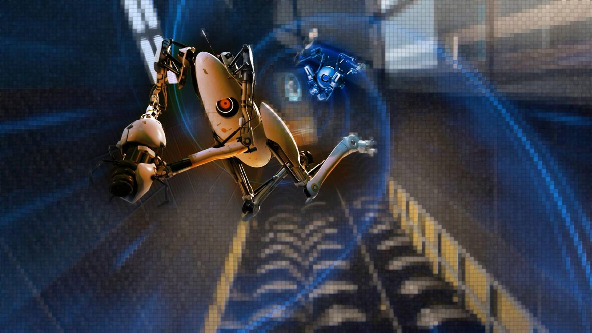 PORTAL 2 HD 1080P WALLPAPER PS3 « GamingBolt: Video Game News