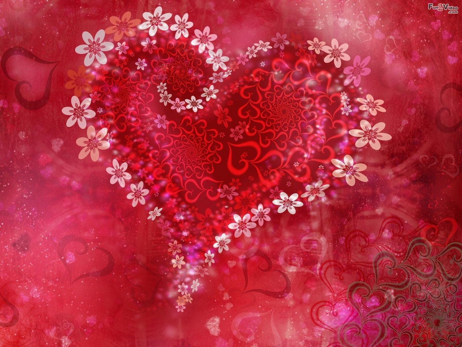 Free Valentine Backgrounds Desktop